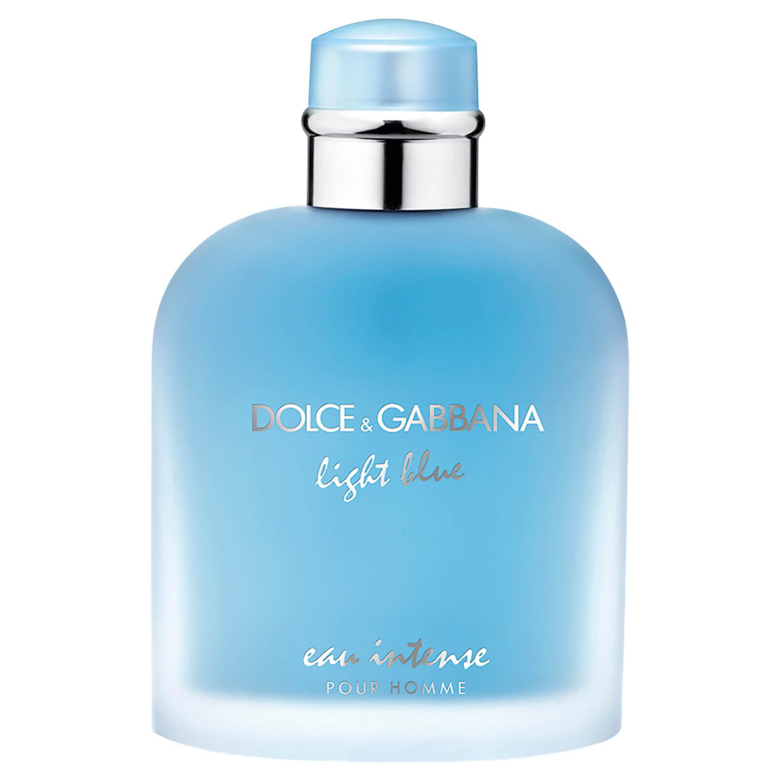 Dolce&Gabbana Light Blue Eau Intense Pour Homme Eau de Parfum - 200ml