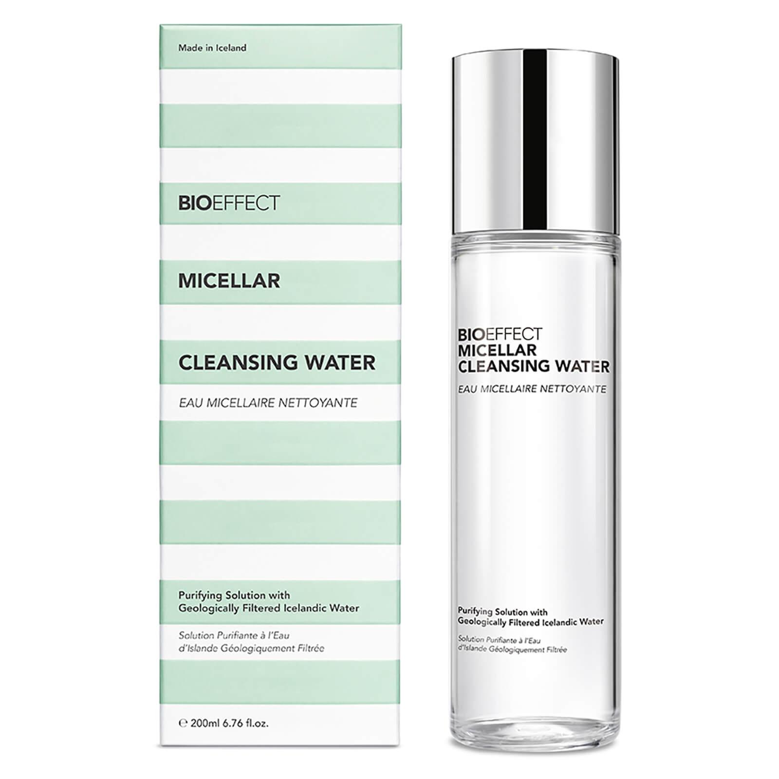 Купить Мицеллярная очищающая вода BIOEFFECT Micellar Cleansing Water 200 мл