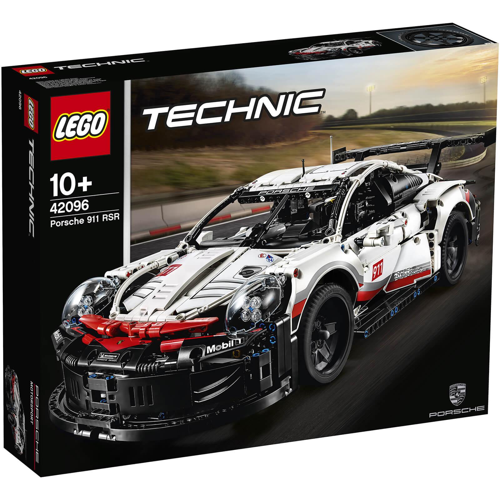 Image of 42096 LEGO® TECHNIC Porsche 911 RSR