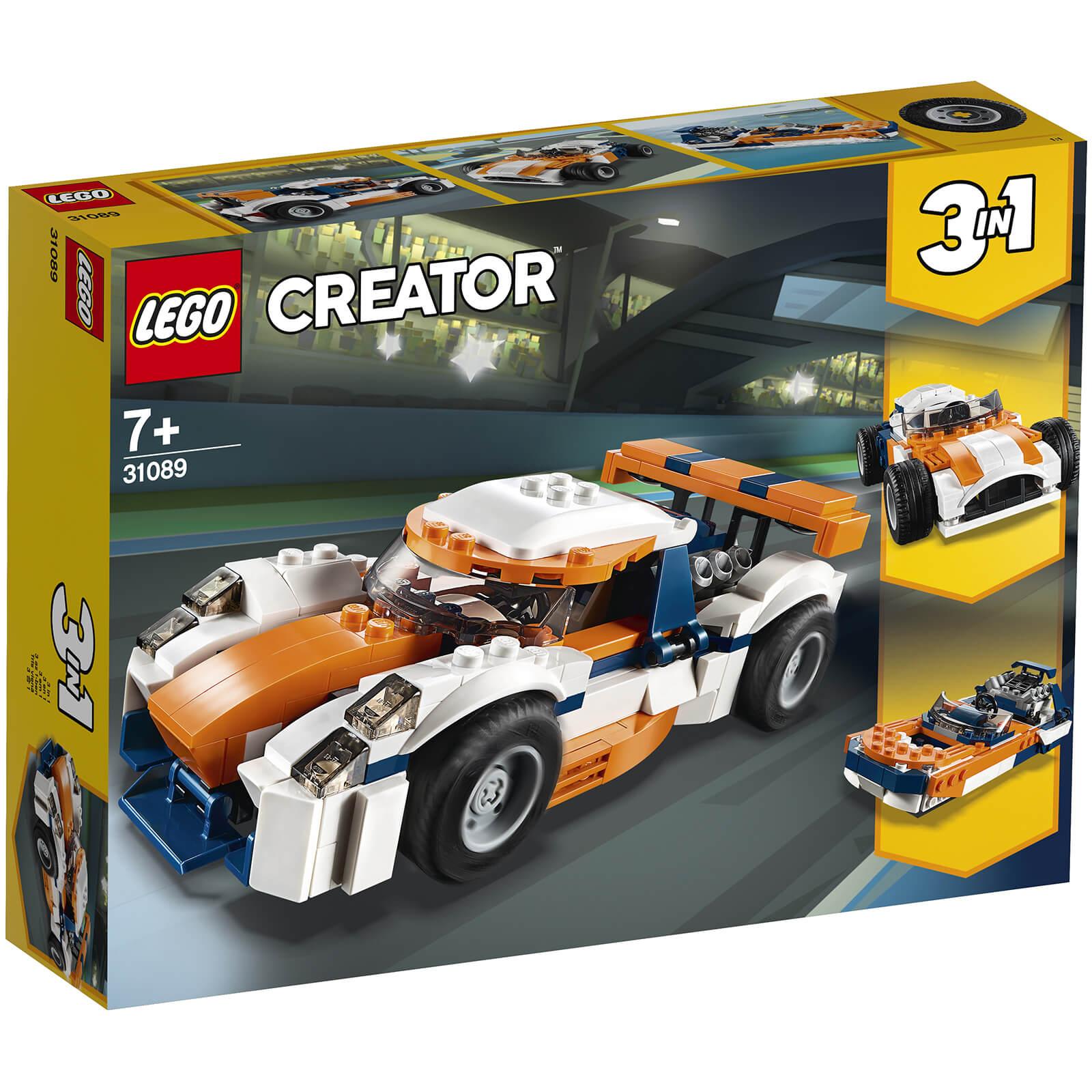 Image of 31089 LEGO® CREATOR Racing Car