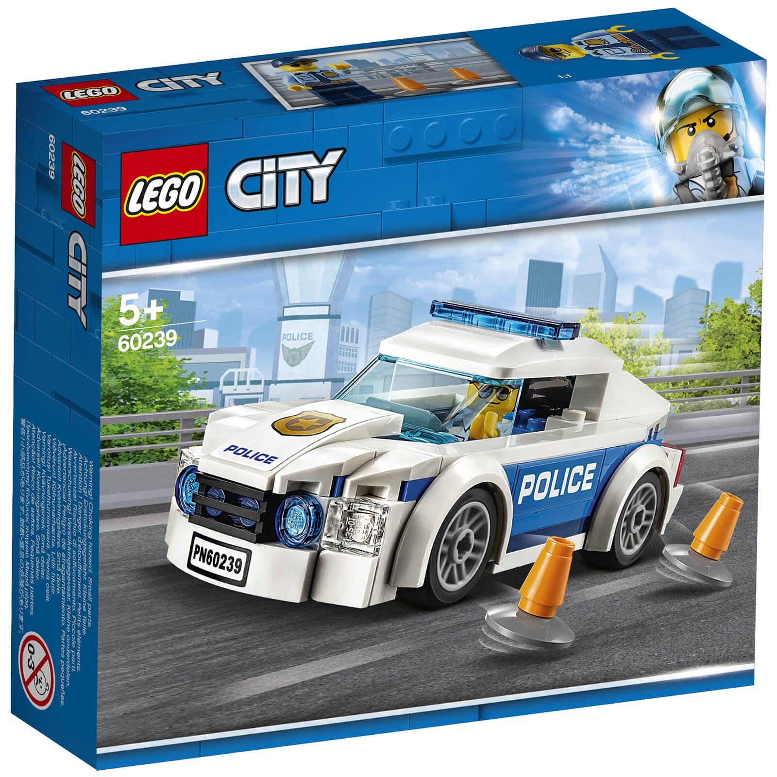 Image of 60239 LEGO® CITY Strips wagon
