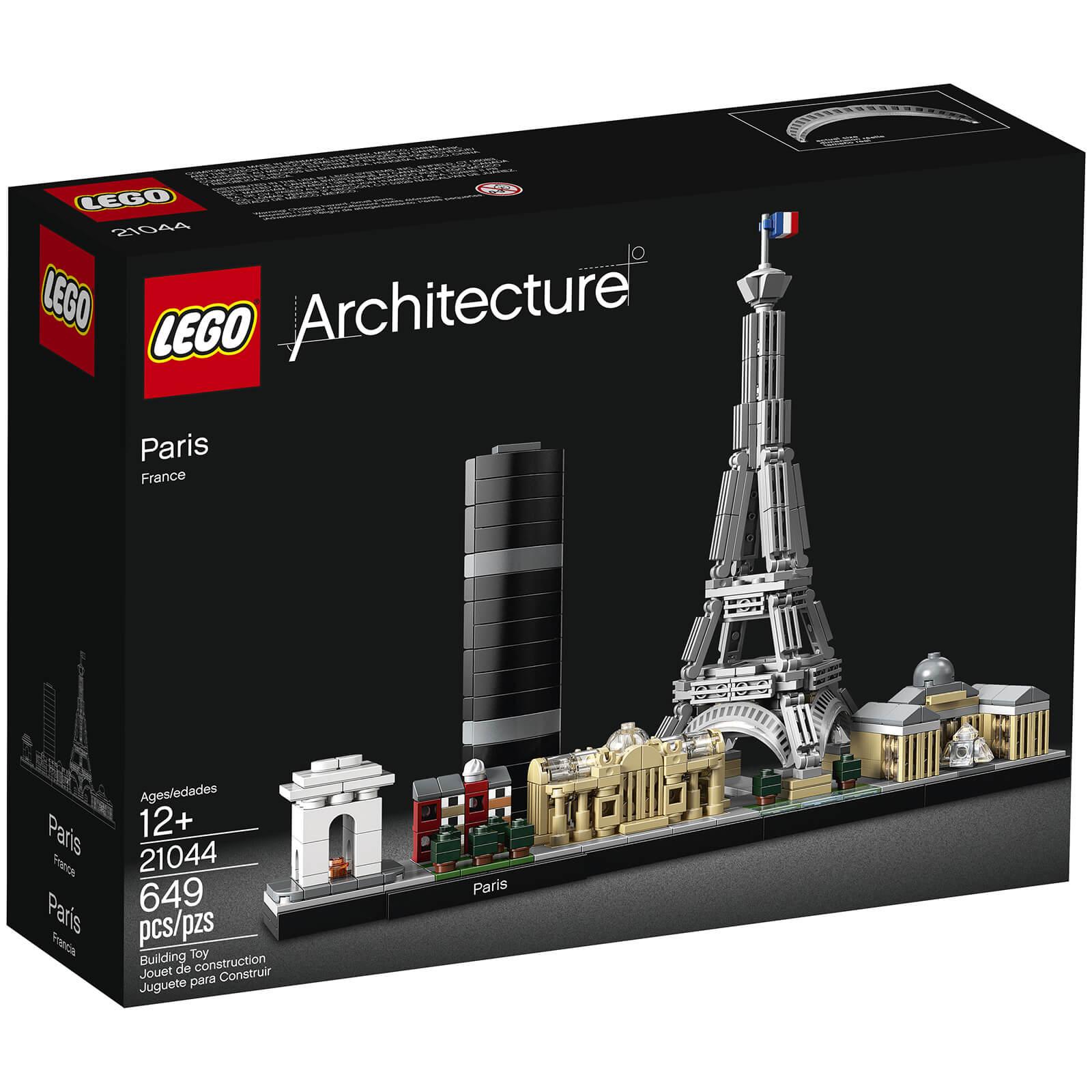 Image of 21044 LEGO® ARCHITECTURE Paris