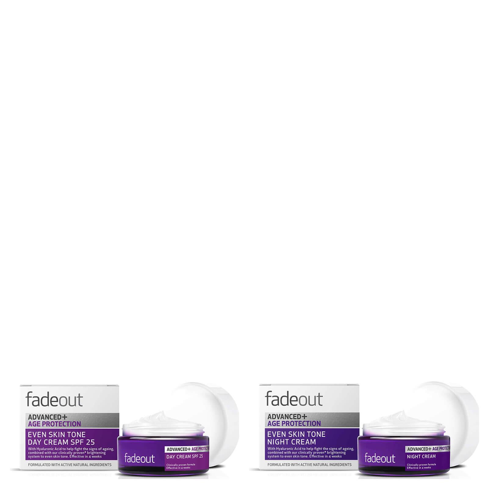 Купить Набор антивозрастных кремов Fade Out ADVANCED + Age Protection Set