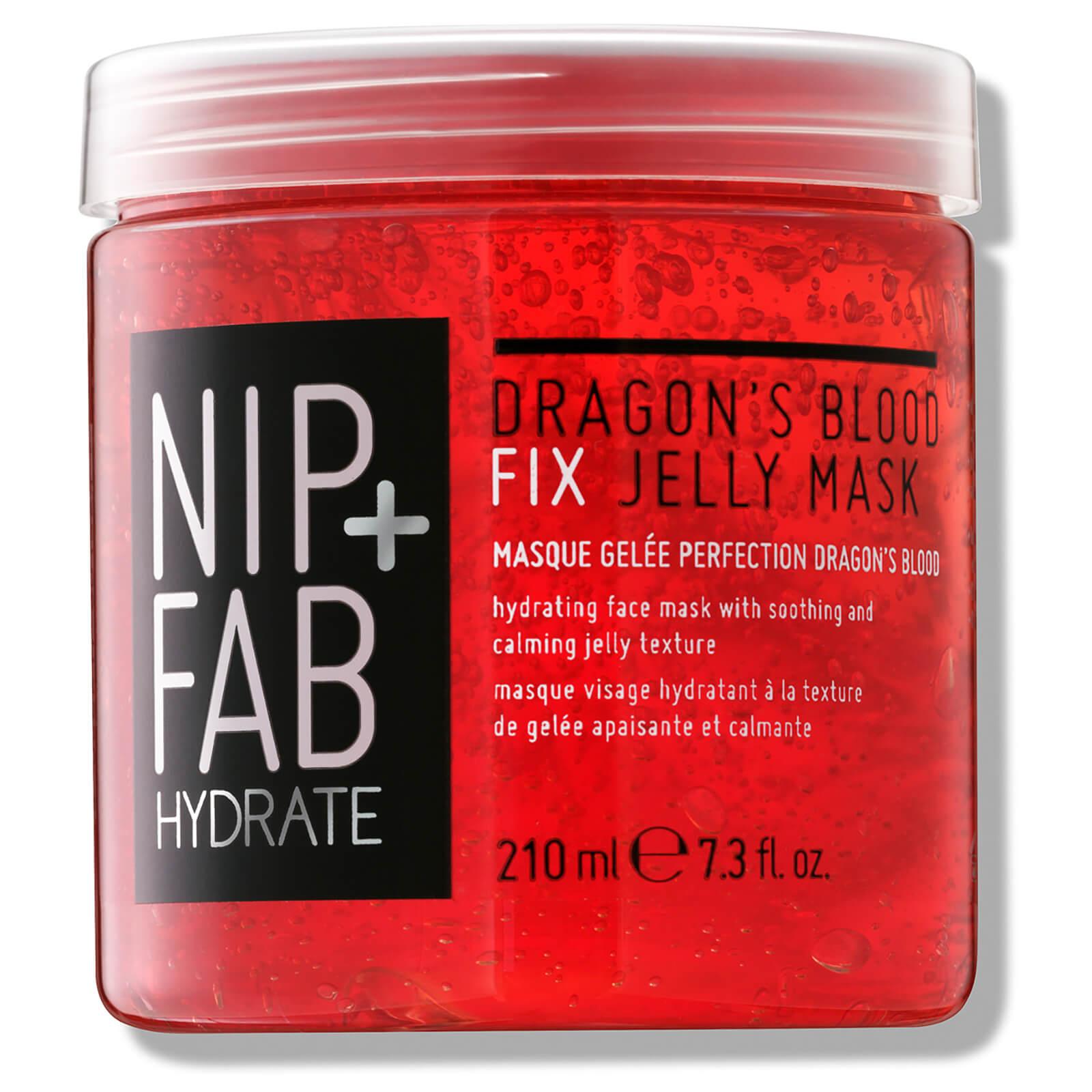 NIP+FAB Dragon's Blood Fix Jelly Mask