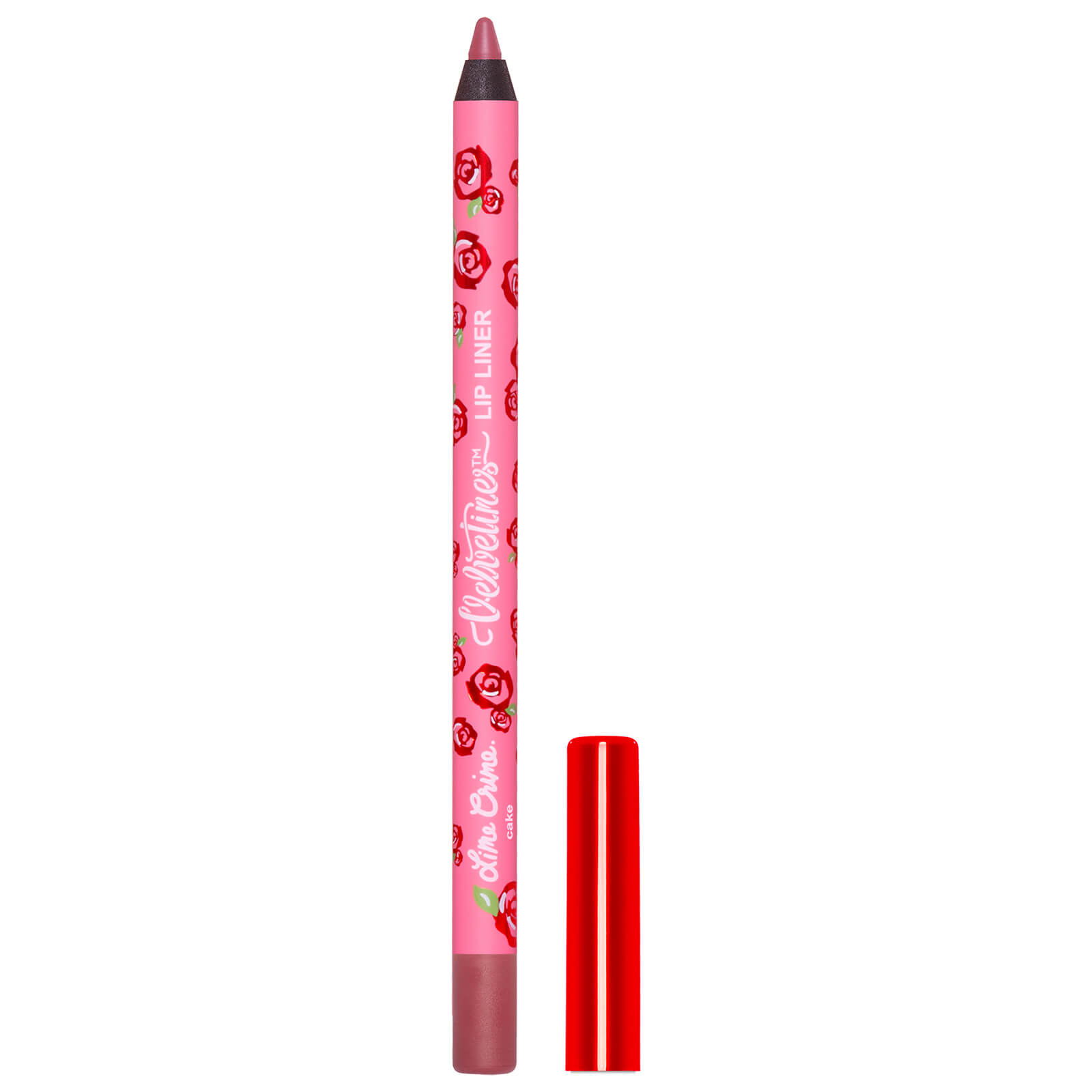 Купить Lime Crime Velvetines Lip Liner 1.2g (Various Shades) - Cake