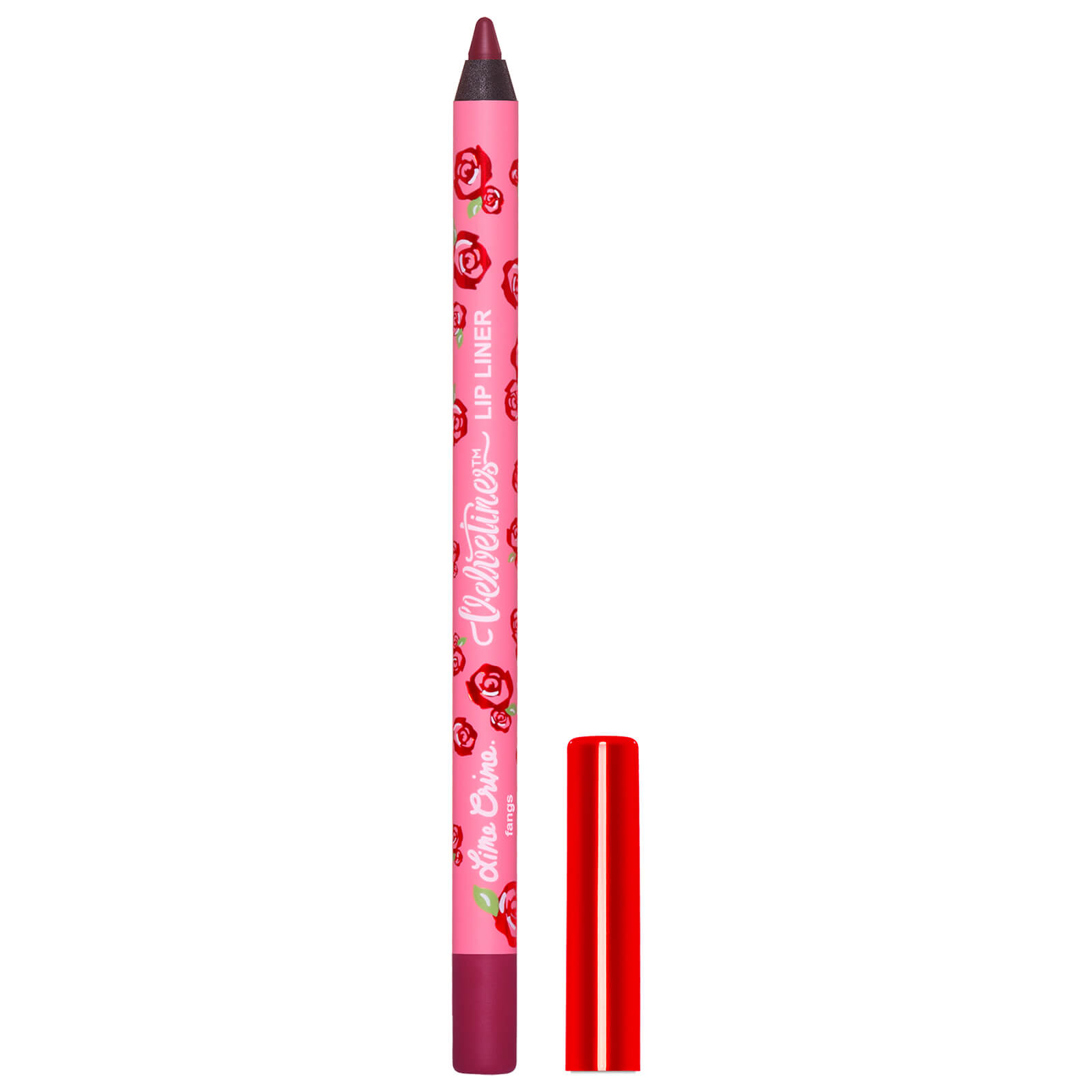 Купить Lime Crime Velvetines Lip Liner 1.2g (Various Shades) - Fangs