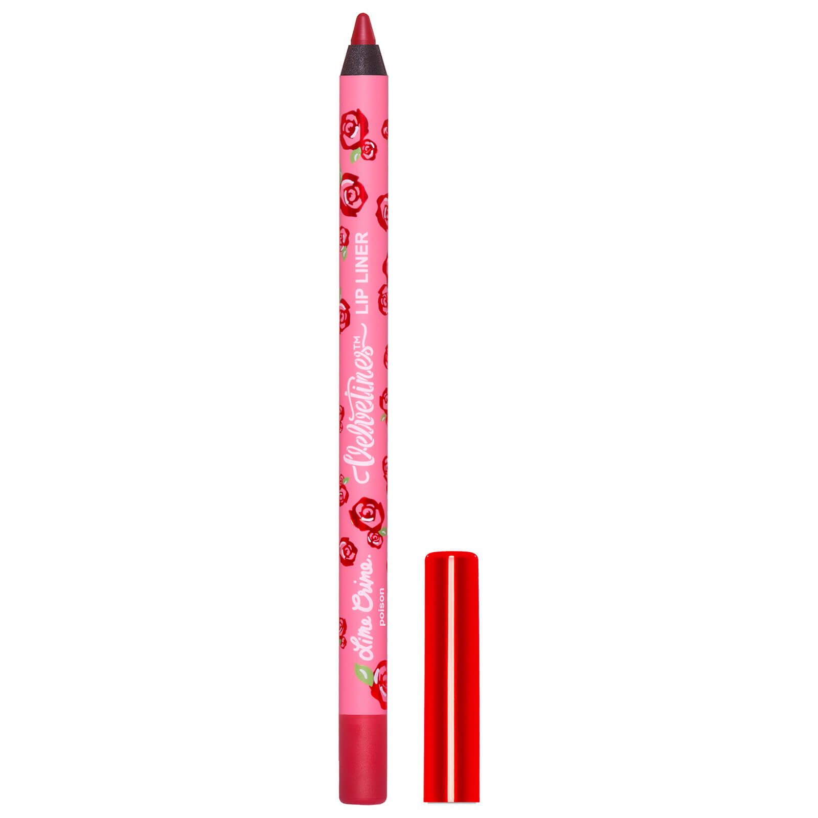 Купить Lime Crime Velvetines Lip Liner 1.2g (Various Shades) - Poison