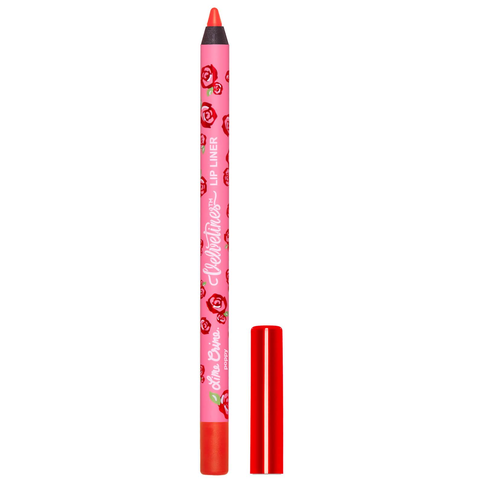 Lime Crime Velvetines Lip Liner 1.2g (Various Shades) - Poppy