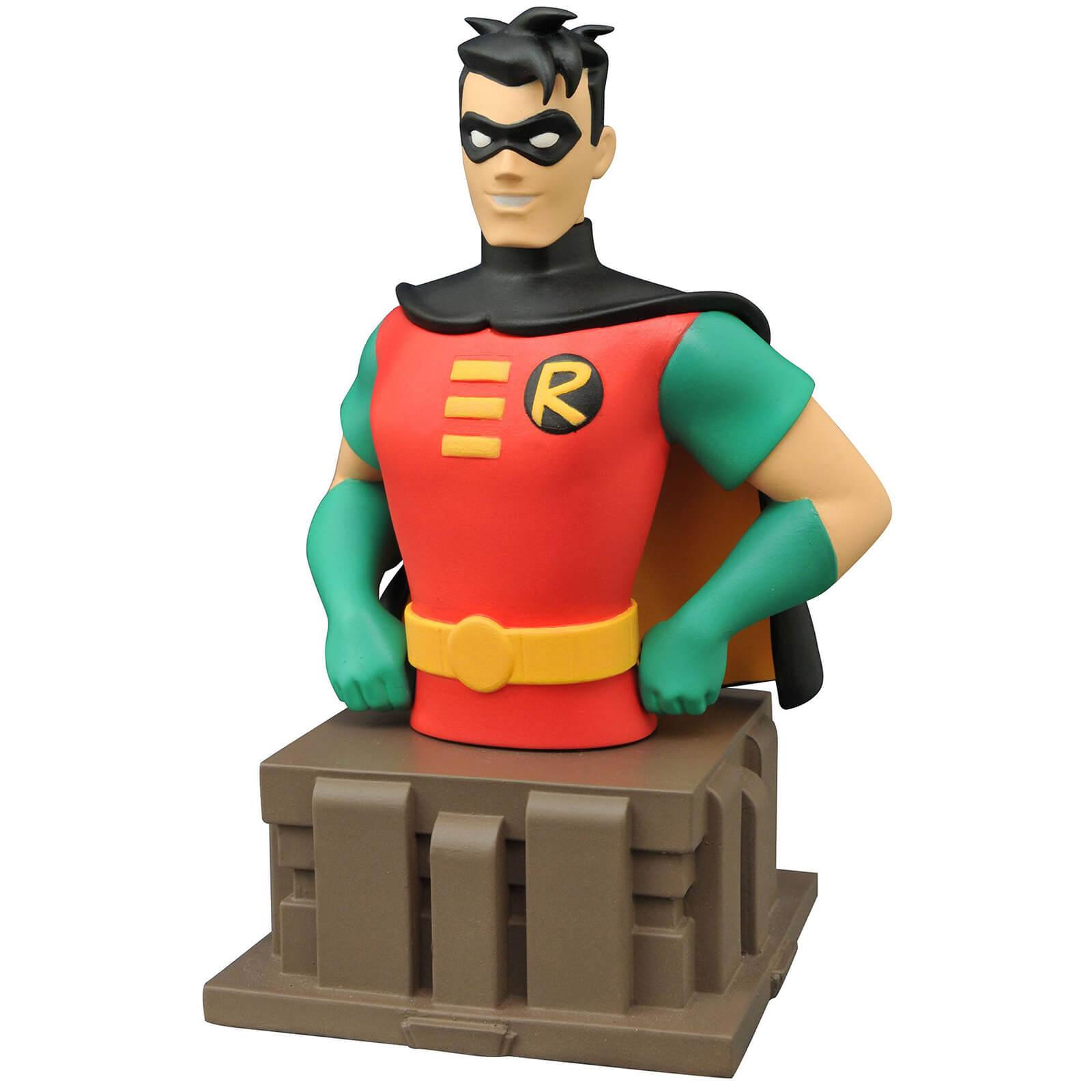 Diamond Select Batman The Animated Series Bust   Robin 14cm