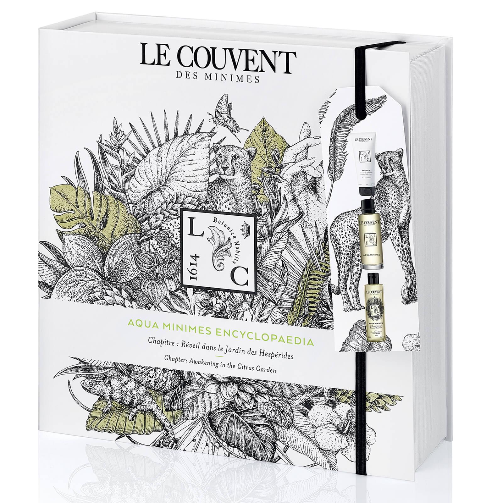Le Couvent des Minimes Coffret Minimes Christmas Gift Set (Worth £131.00)
