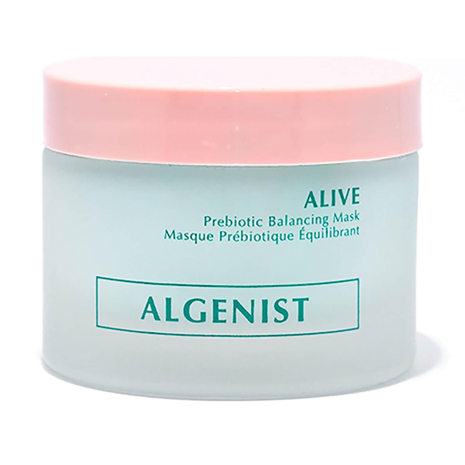 algenist alive prebiotic balancing mask 50ml