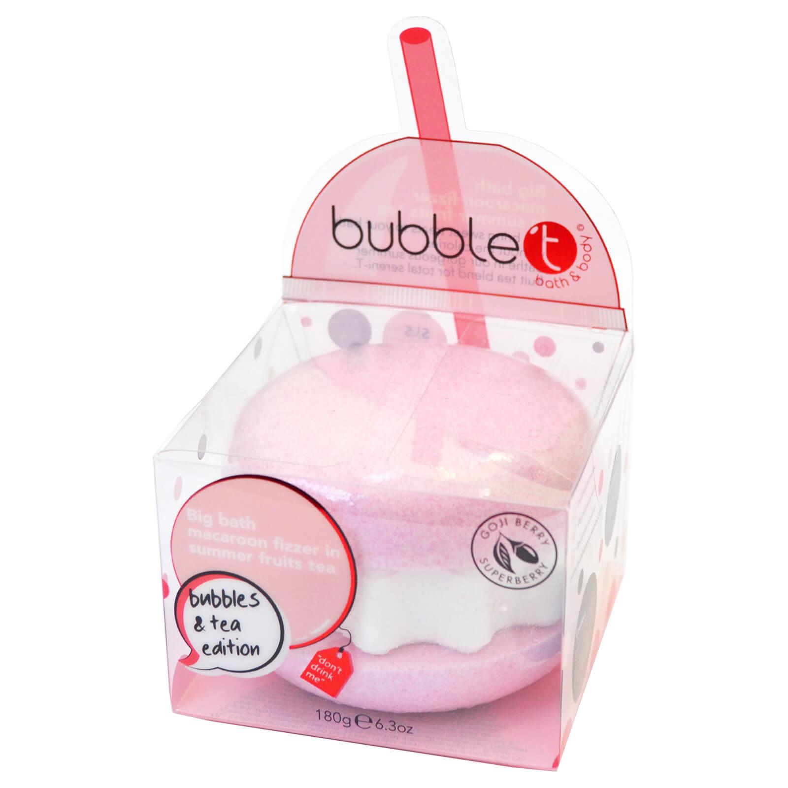 Купить Bubble T Summer Fruits Tea Giant Bath Bomb Fizzer (180g)