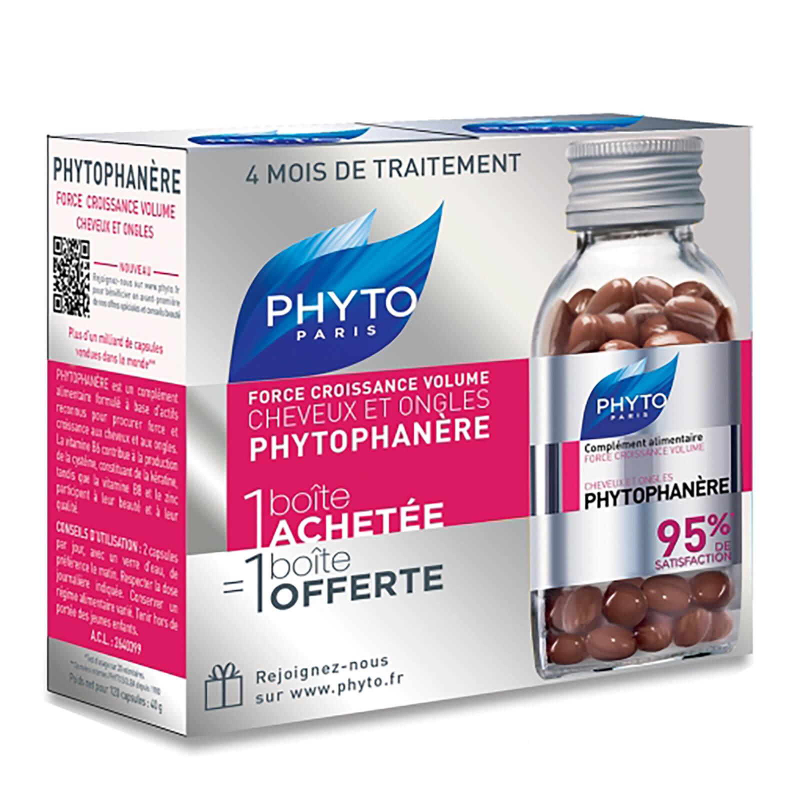 Купить Phyto Phytophanere Capsules Duo (240 Capsules)