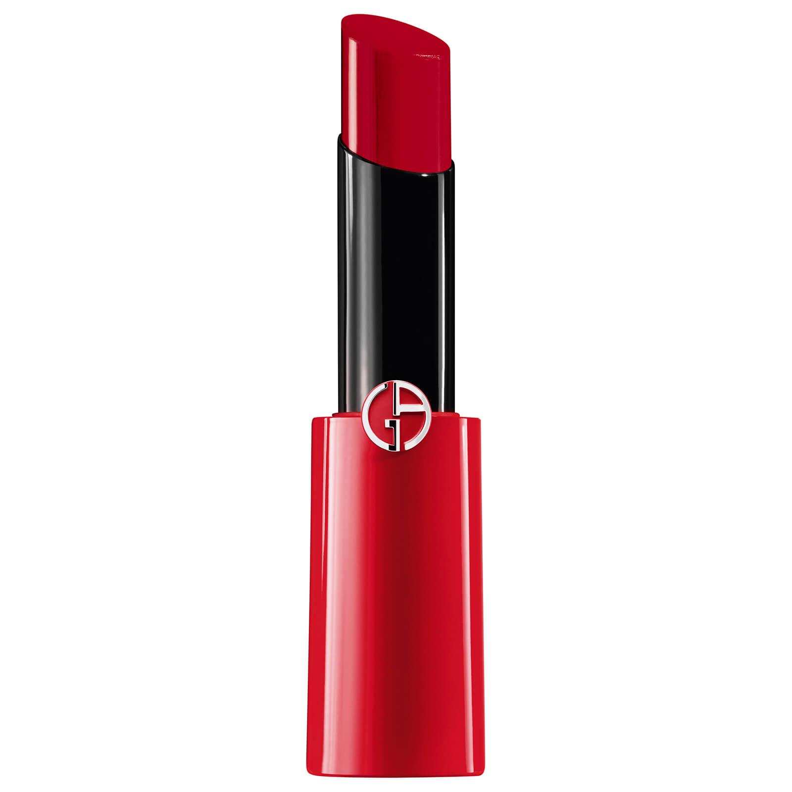 Giorgio Armani Ecstasy Shine Lipstick -huulipuna (useita sävyjä) - 400