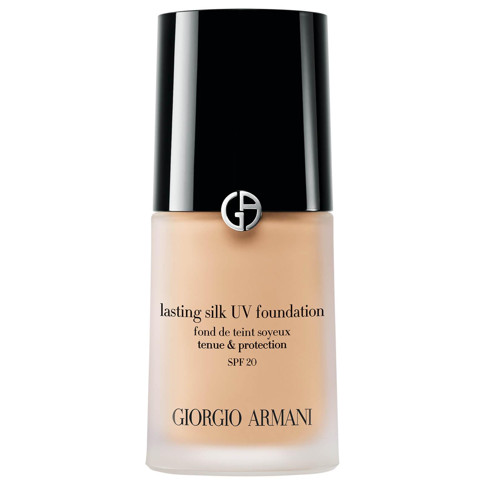 Armani Lasting Silk UV Foundation 30ml (Various Shades) - 4