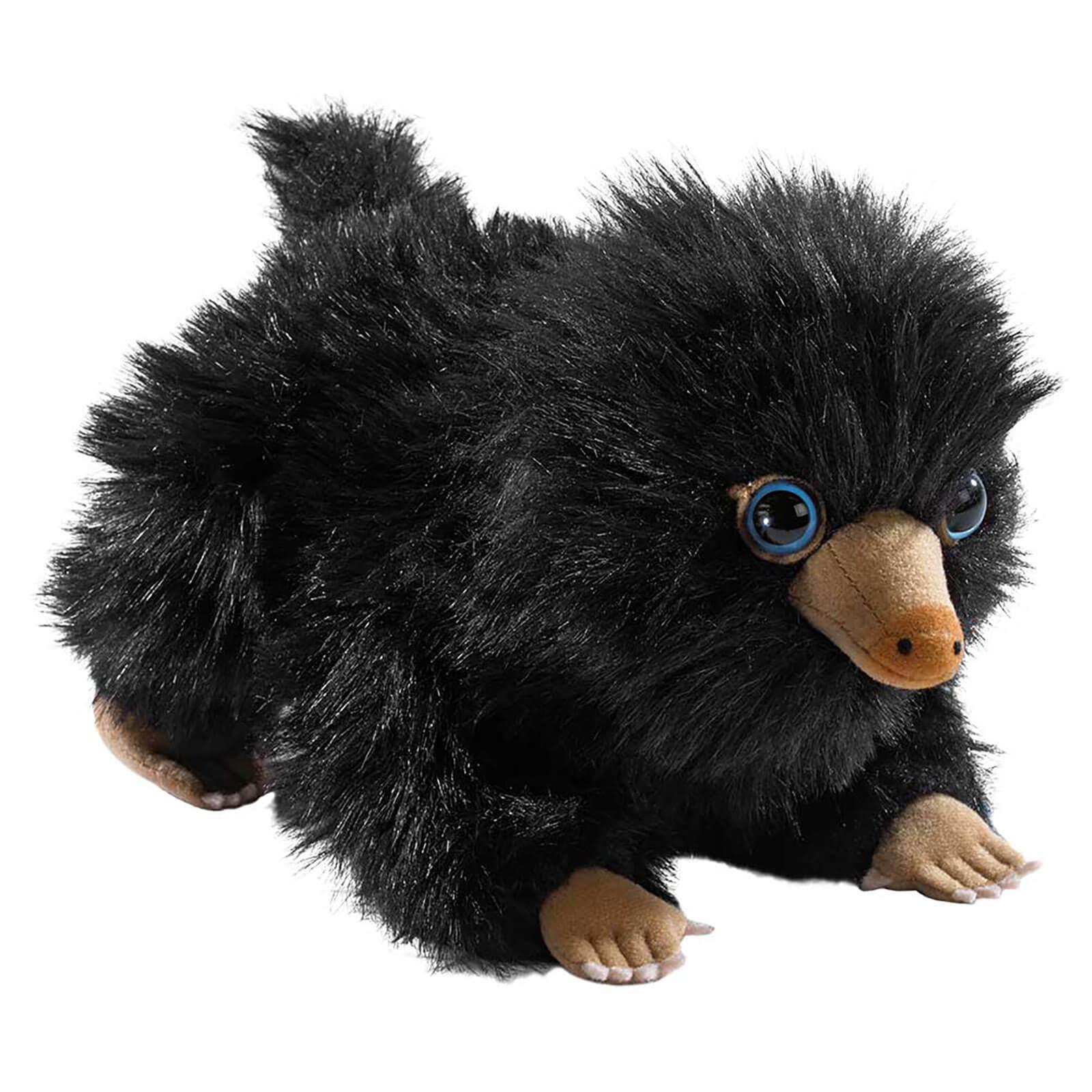 Image of Fantastic Beasts Baby Niffler Plush - Black