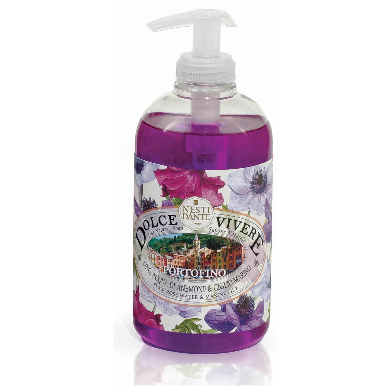 Купить Жидкое мыло серии «Сладкая жизнь: Портофино» Nesti Dante Dolce Vivere Portofino Liquid Soap 500 г