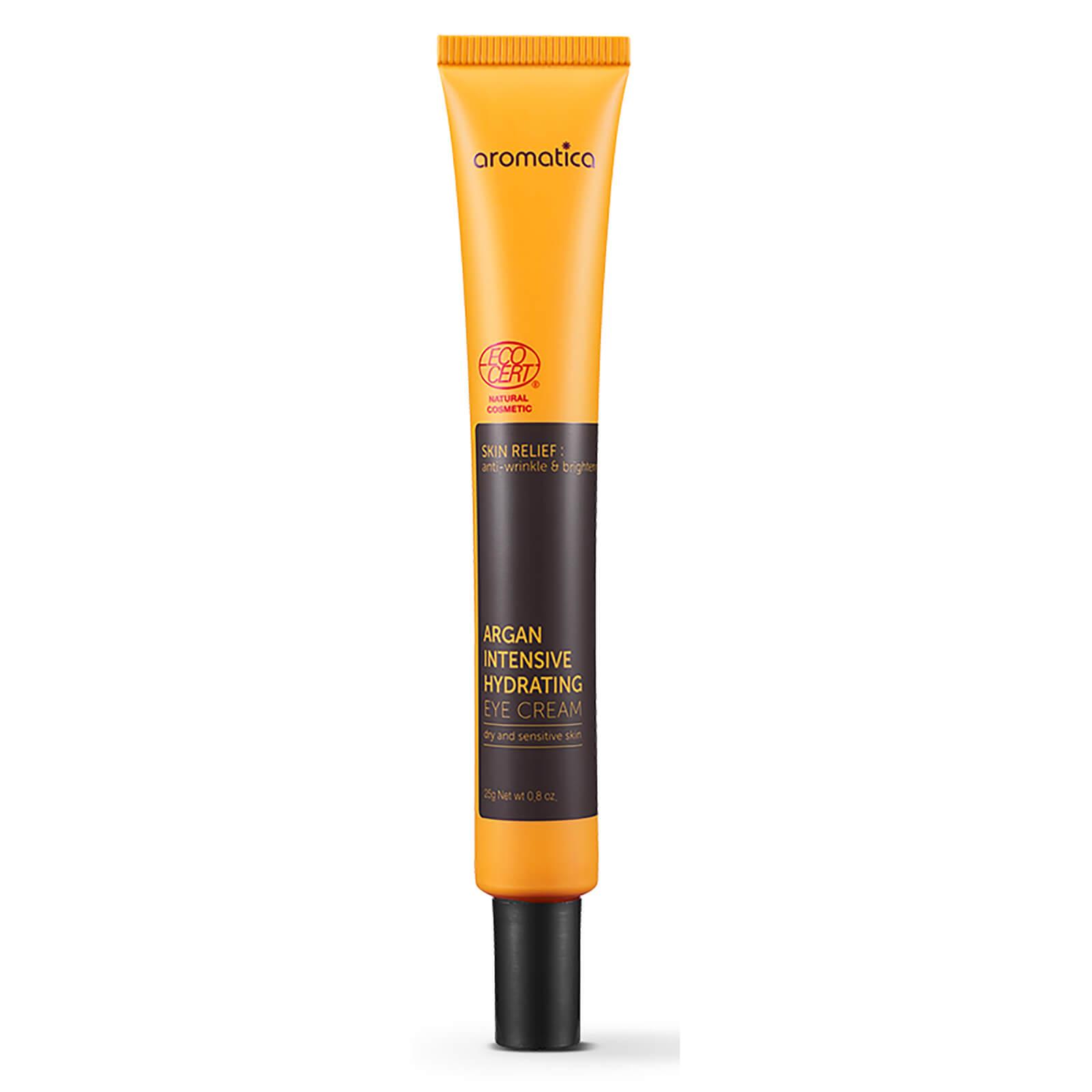Купить Интенсивный увлажняющий крем для кожи вокруг глаз AROMATICA Argan Intensive Hydrating Eye Cream 25 г