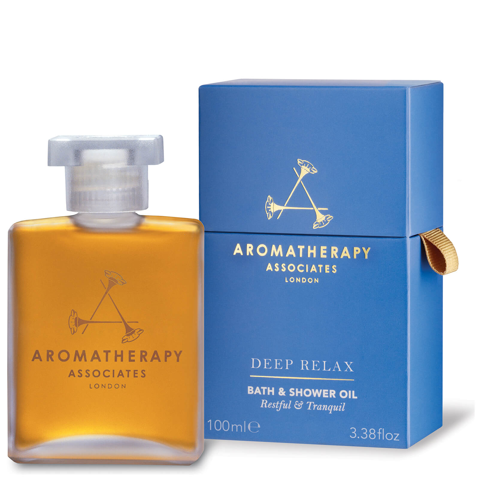 Купить Aromatherapy Associates Deep Relax Bath & Shower Oil 100ml
