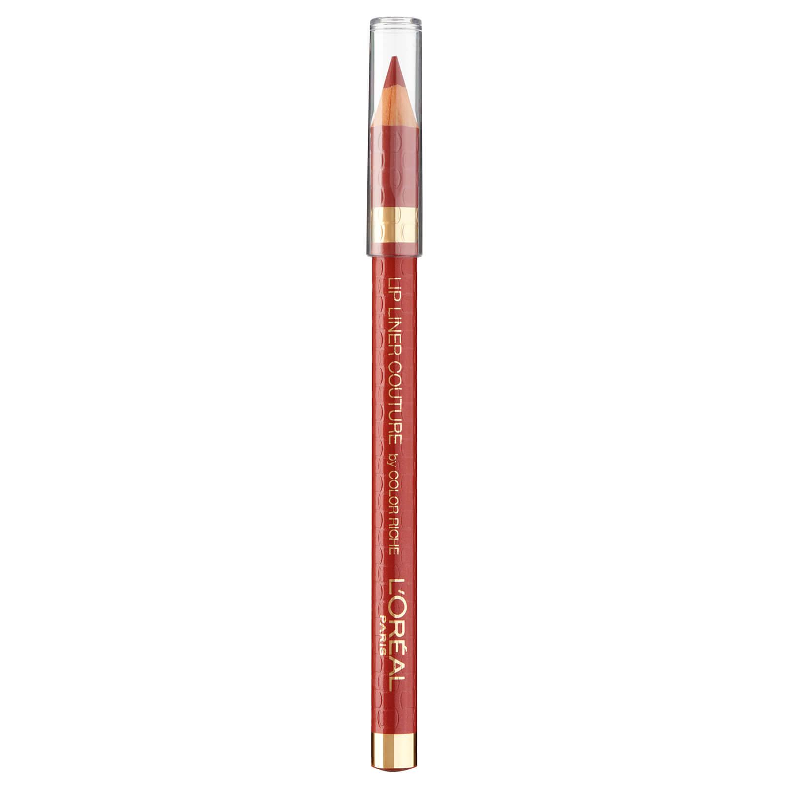 L'Oréal Paris Colour Riche Lip Liner Couture 1.2g (Various Shades) - 0 108 Brun Cuivre