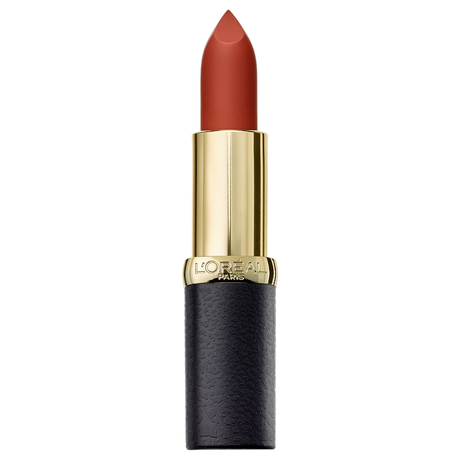 Купить L'Oréal Paris Color Riche Matte Addiction Lipstick 4.8g (Various Shades) - 655 Copper Clutch
