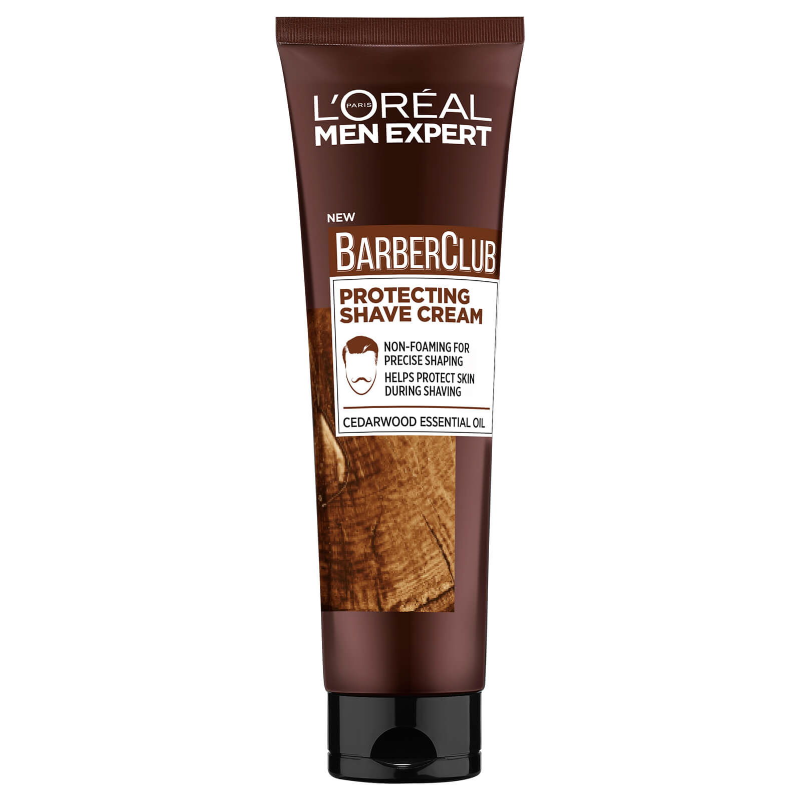 Купить L'Oréal Men Expert Barber Club Protecting Precision Shave Cream 150ml
