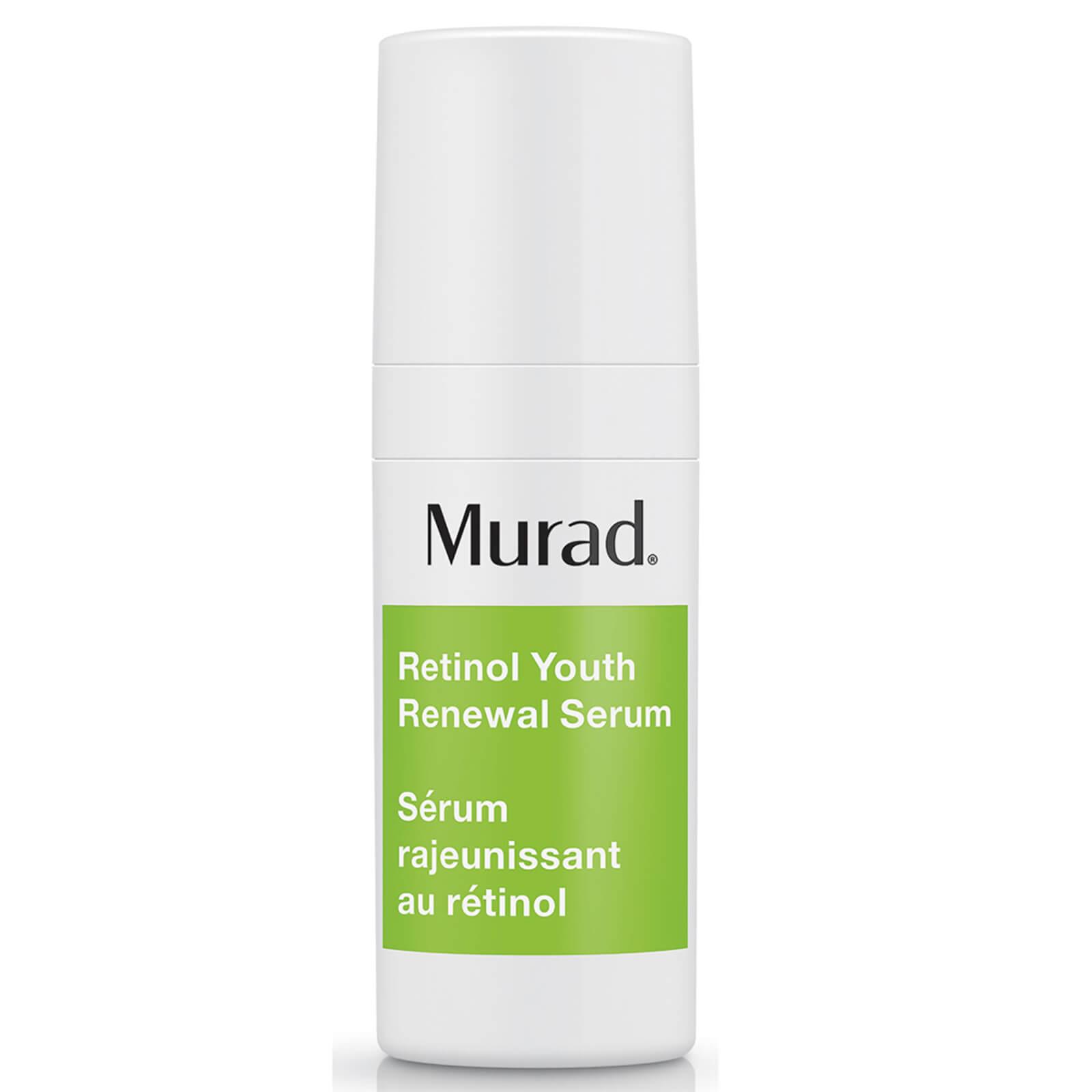 Купить Обновляющая сыворотка с ретинолом Murad Retinol Youth Renewal Serum Travel Size (дорожный формат)
