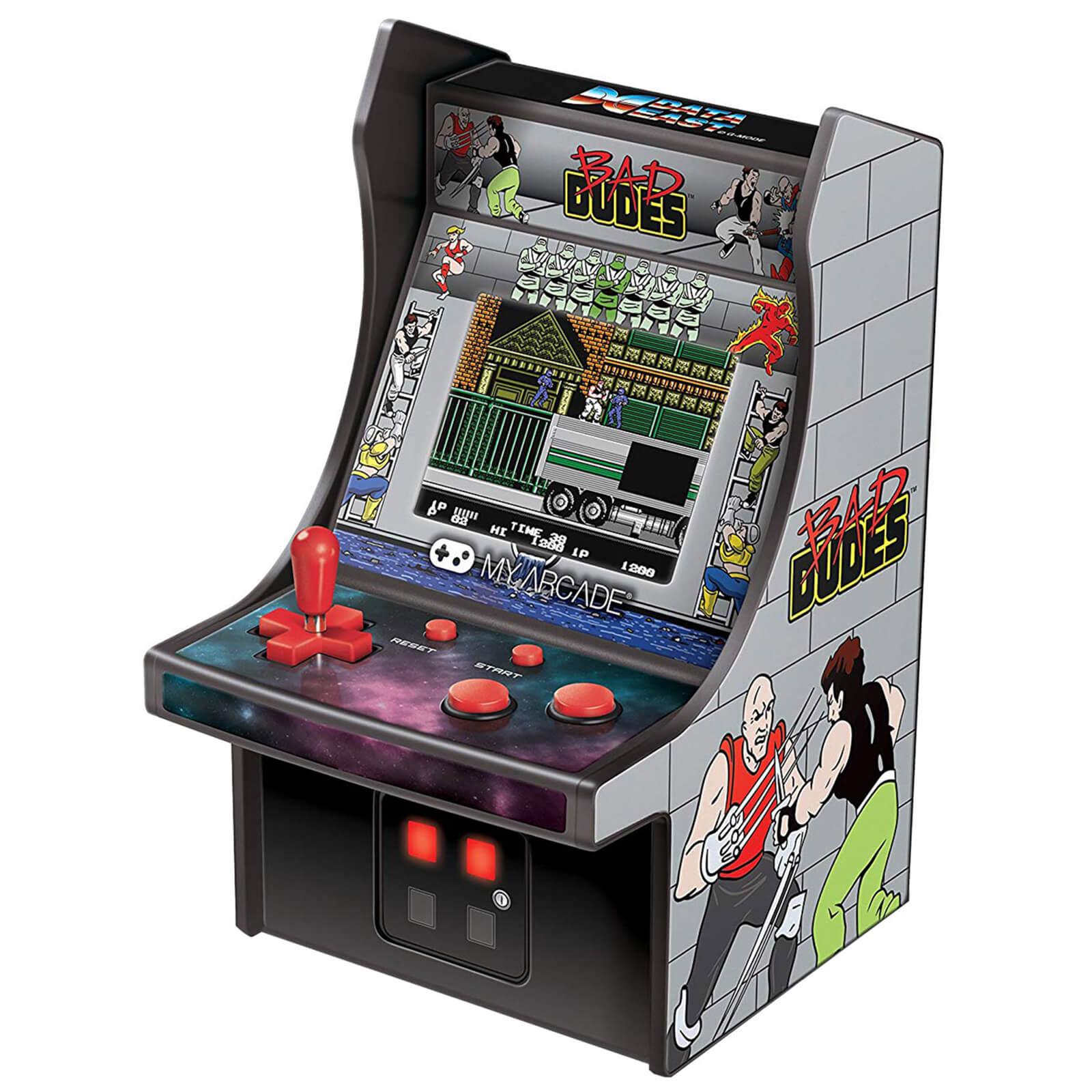 Image of DreamGear Retro Arcade 6 Inch Bad Dudes Micro Player
