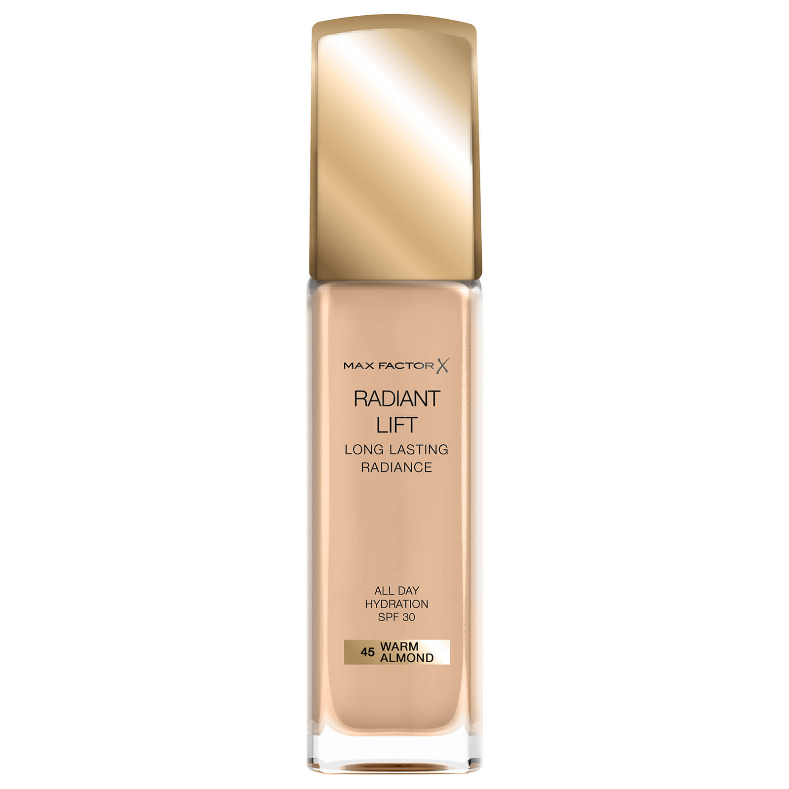 Max Factor Radiant Lift Foundation (Various Shades) - Warm Almond