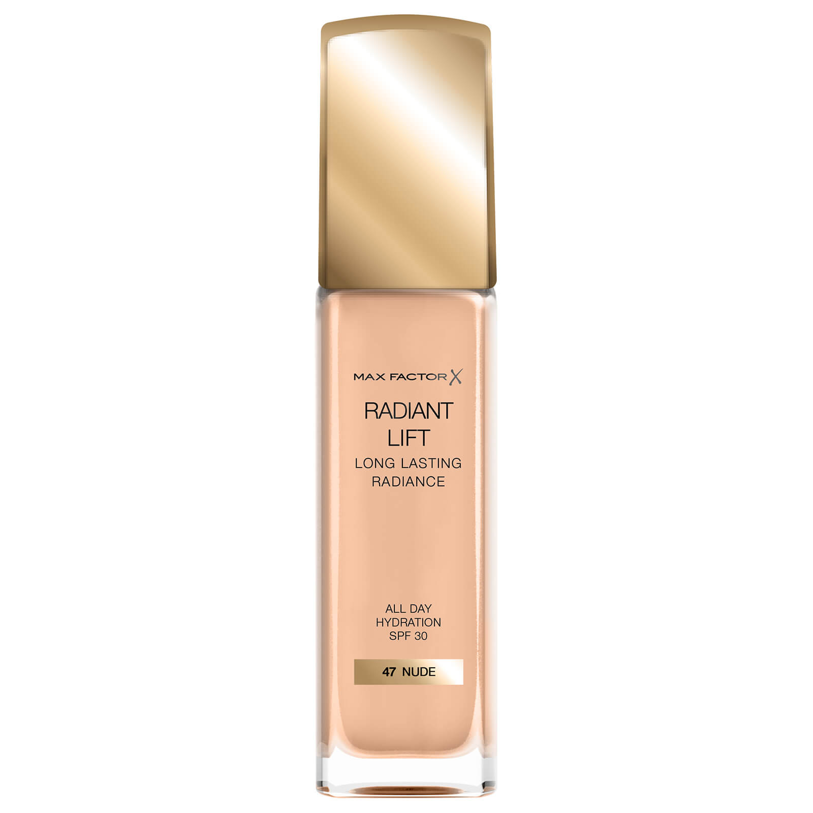 Max Factor Radiant Lift Foundation (Various Shades) - Nude