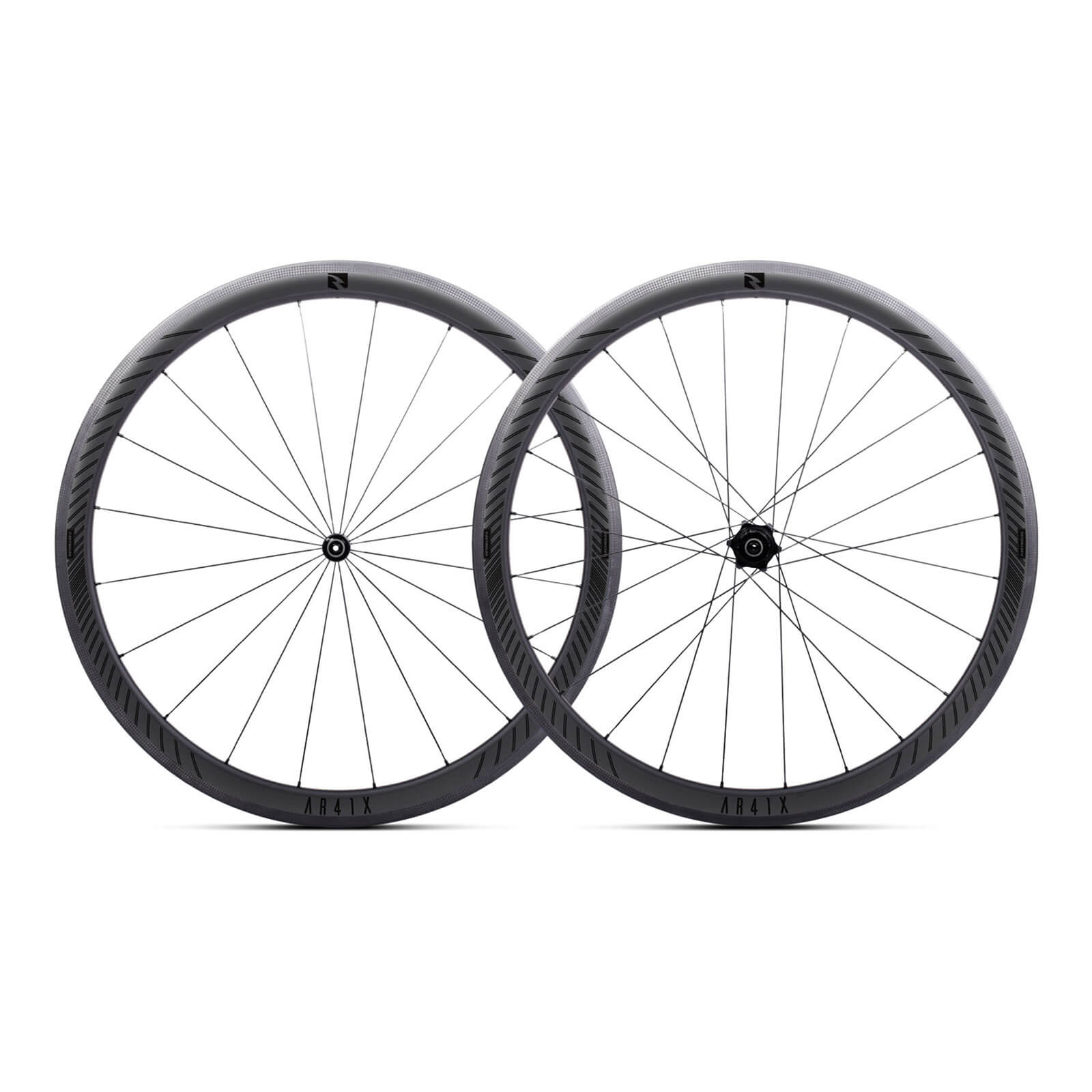 Reynolds ARX 41x Carbon Clincher Wheelset - Shimano/SRAM - Black