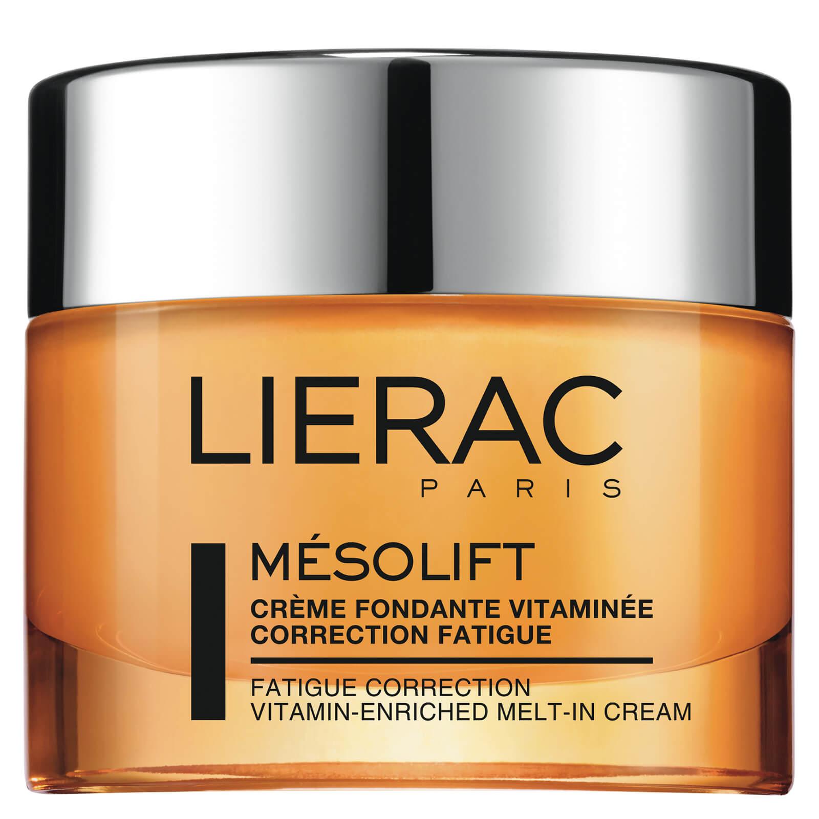 Купить Разглаживающий крем-корректор Lierac Mésolift Ultra Vitamin-Enriched Anti-Fatigue Smooth Correction Cream