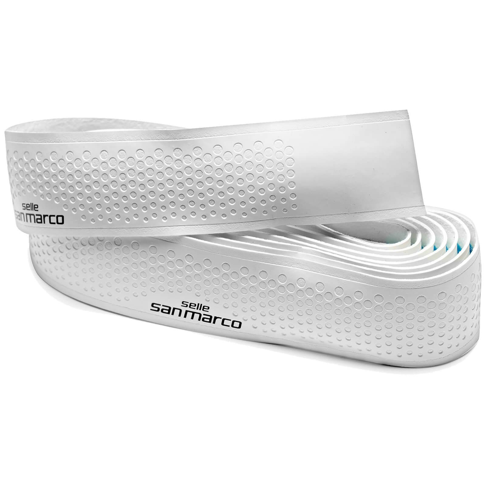Selle San Marco Presa Corsa Team Handlebar Tape - White/Black