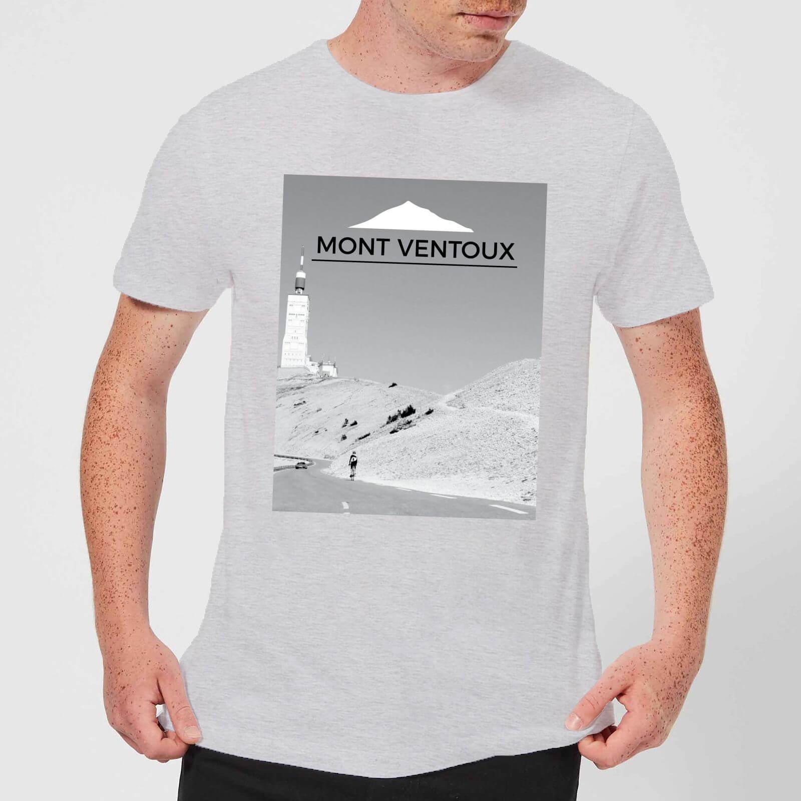 Summit Finish Mont Ventoux Scenery Men's T-Shirt - Grey - S - Grey