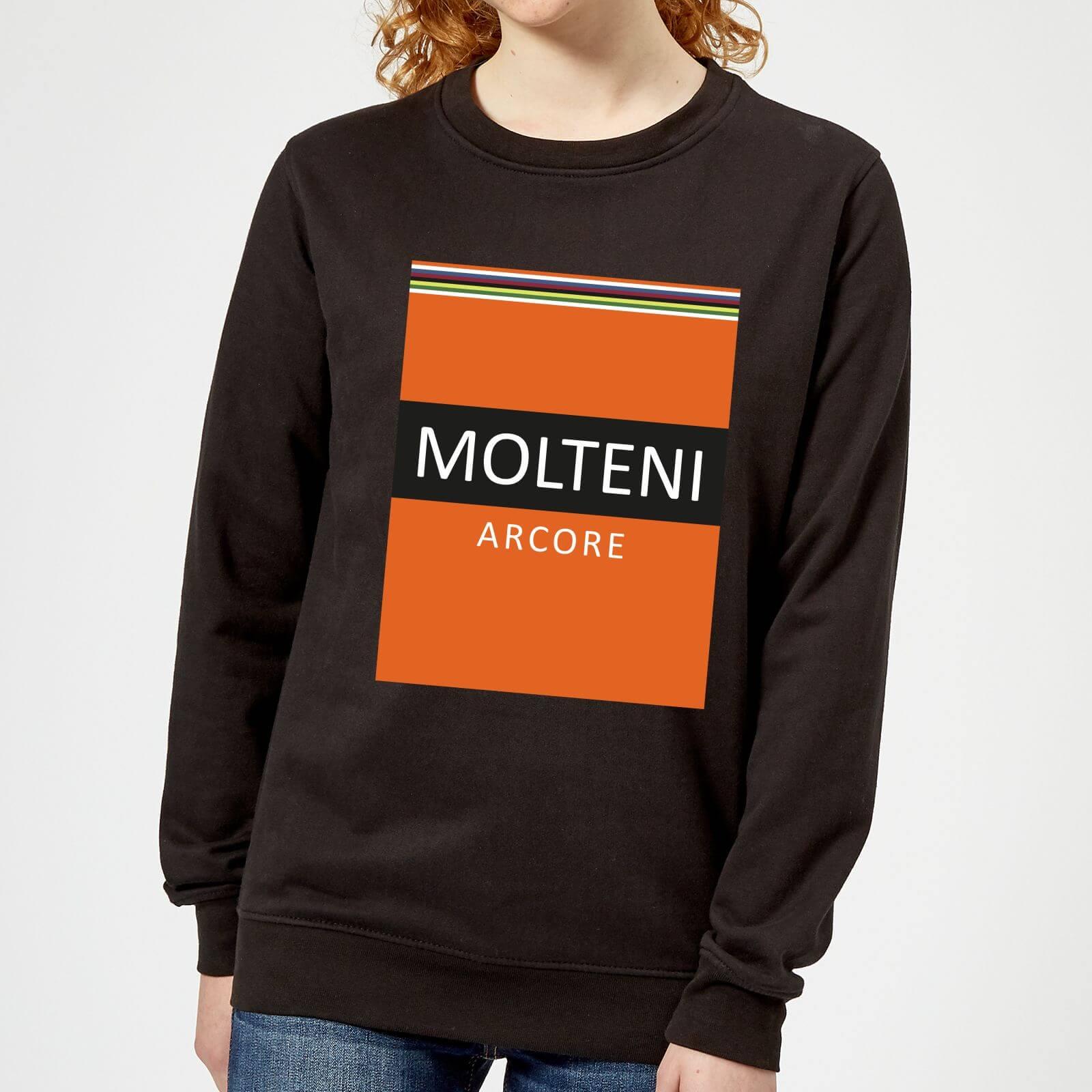 Summit Finish Molteni Women's Sweatshirt - Black - S - Black