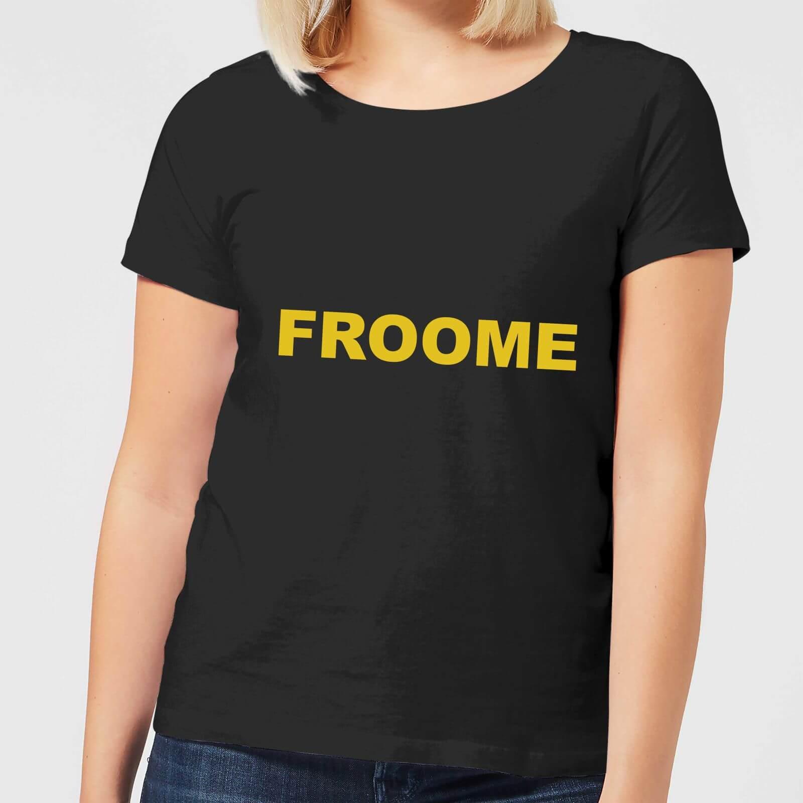 Summit Finish Froome - Rider Name Women's T-Shirt - Black - XXL - Black