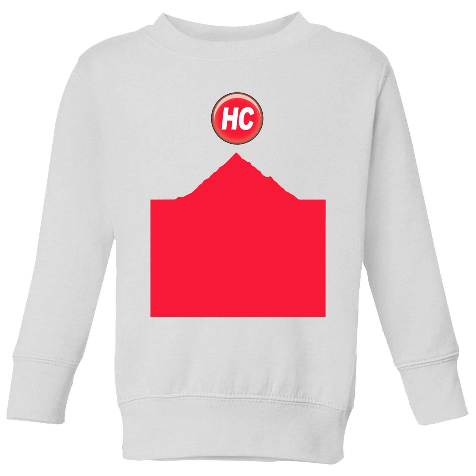 Summit Finish Hors Categorie Kids' Sweatshirt - White - 11-12 Years - White