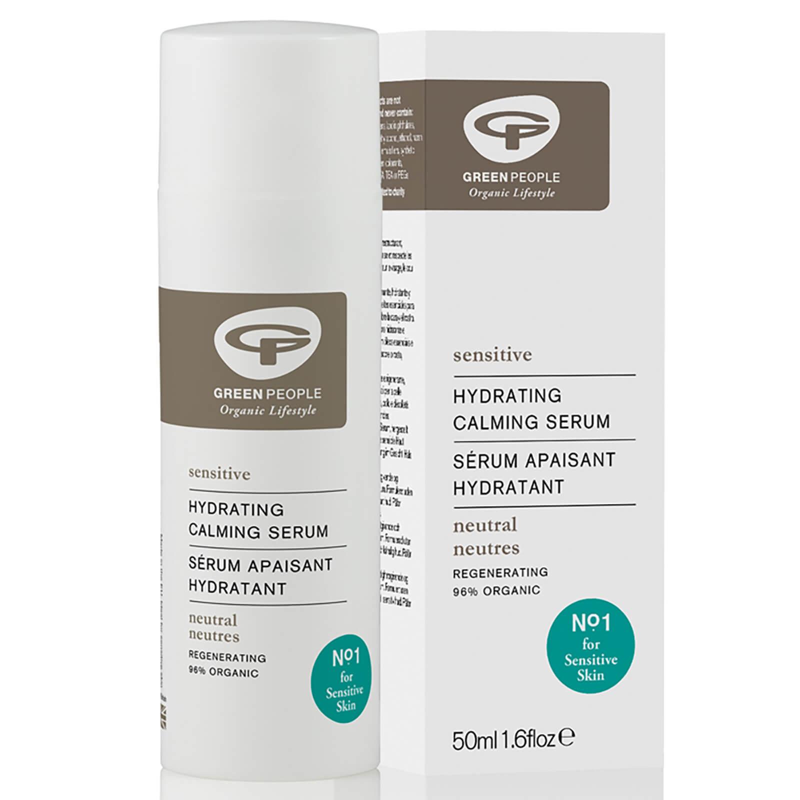 Купить Успокаивающая сыворотка Green People Neutral/Scent Free Hydrating Calming Serum 50 мл
