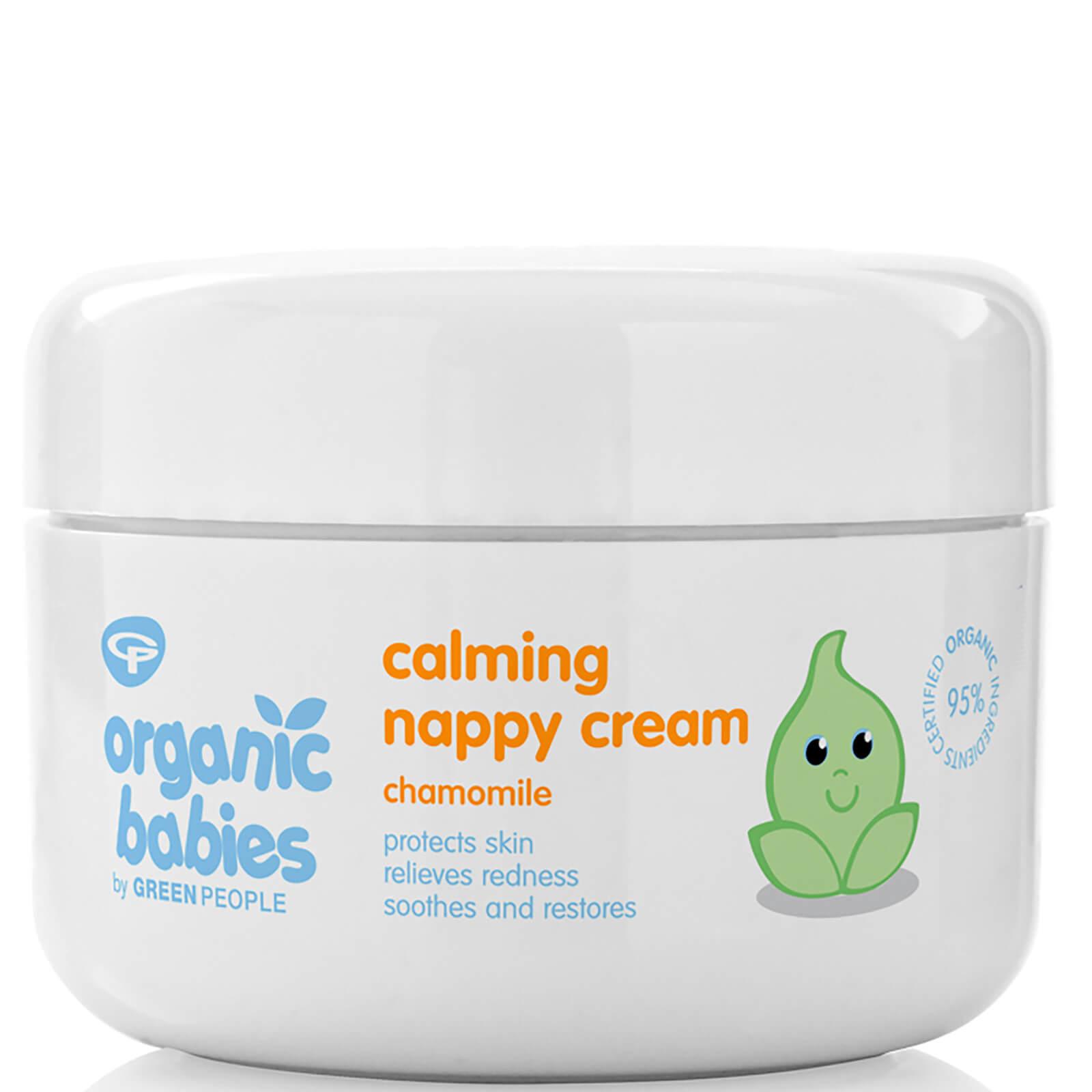Купить Успокаивающий детский крем Green People Calming Nappy Cream 50 мл