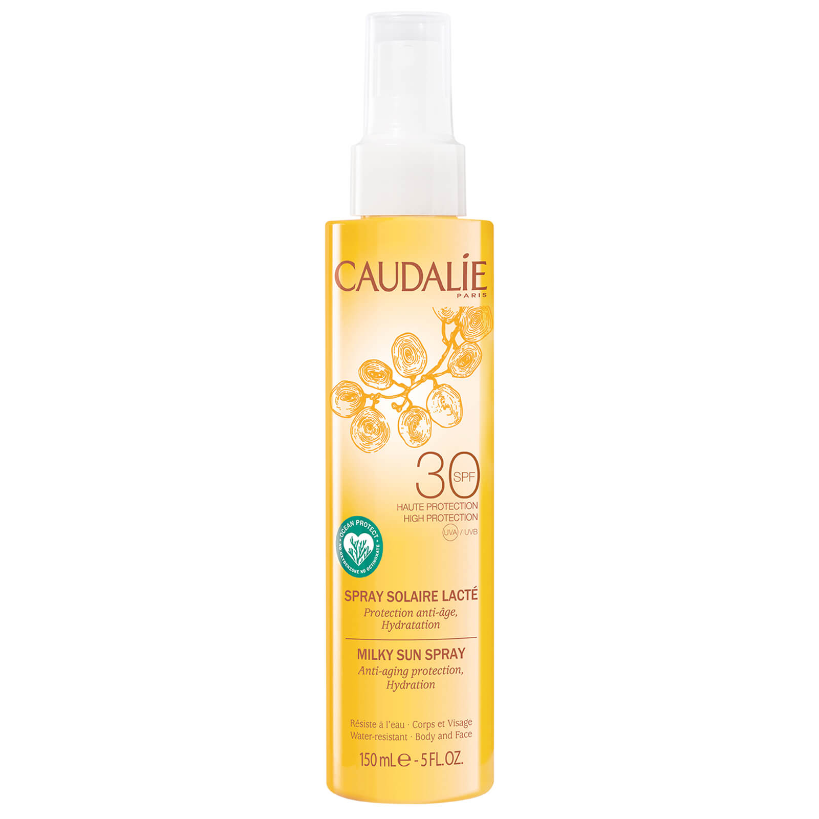 Купить Caudalie Milky Sun Spray SPF 30 150ml