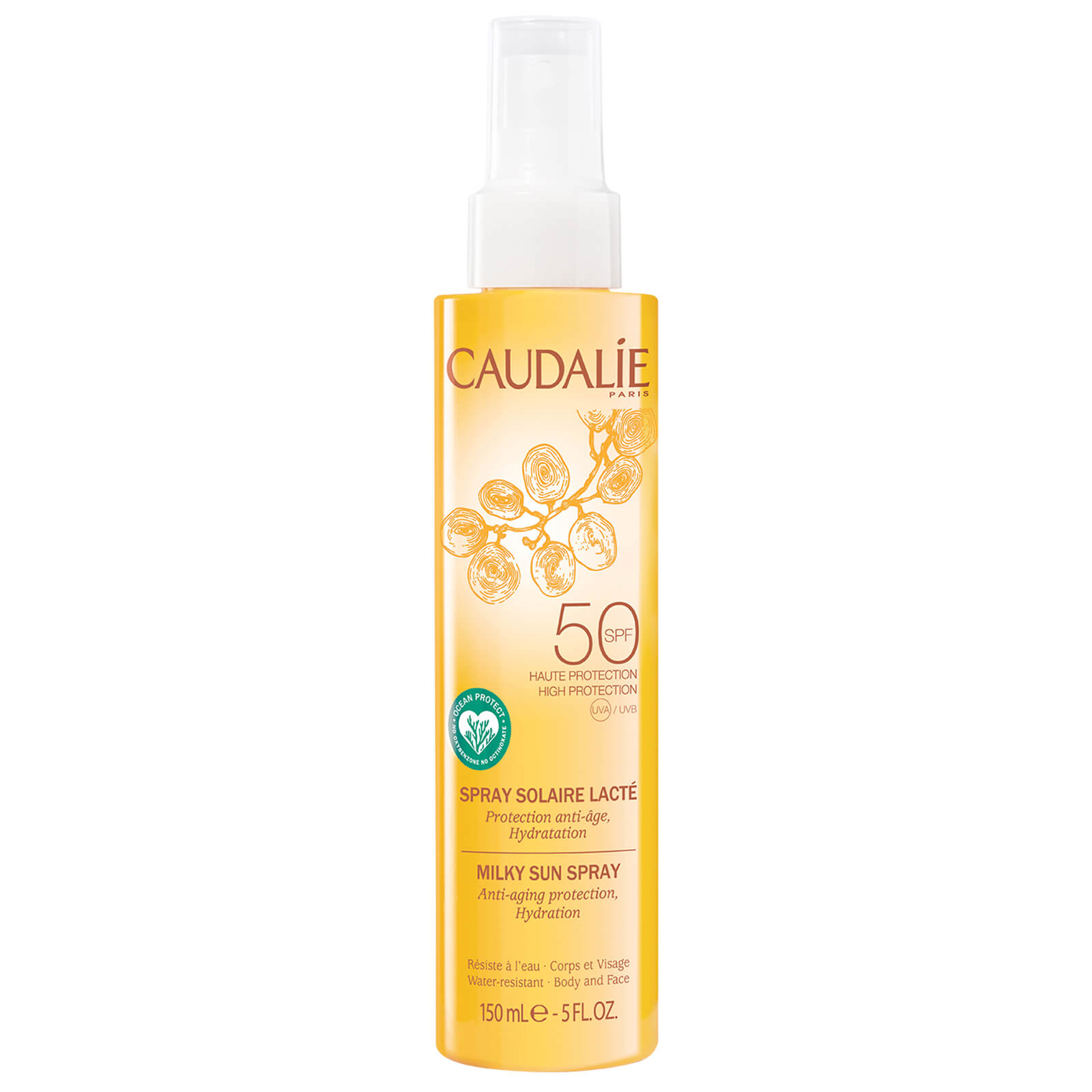 Купить Caudalie Milky Sun Spray SPF 50 150ml