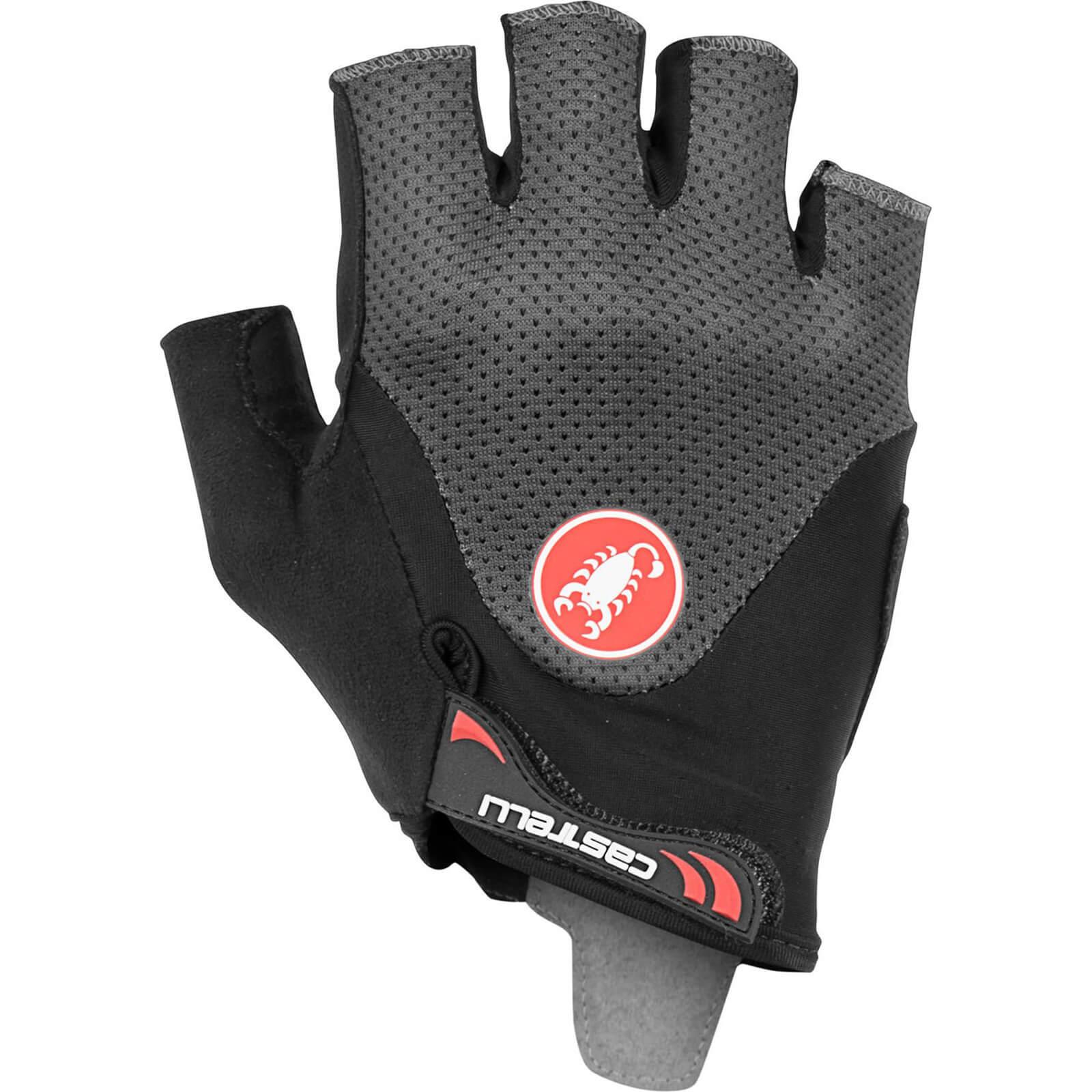 Castelli Arenberg Gel 2 Handschuhe - XL - Dark Grey