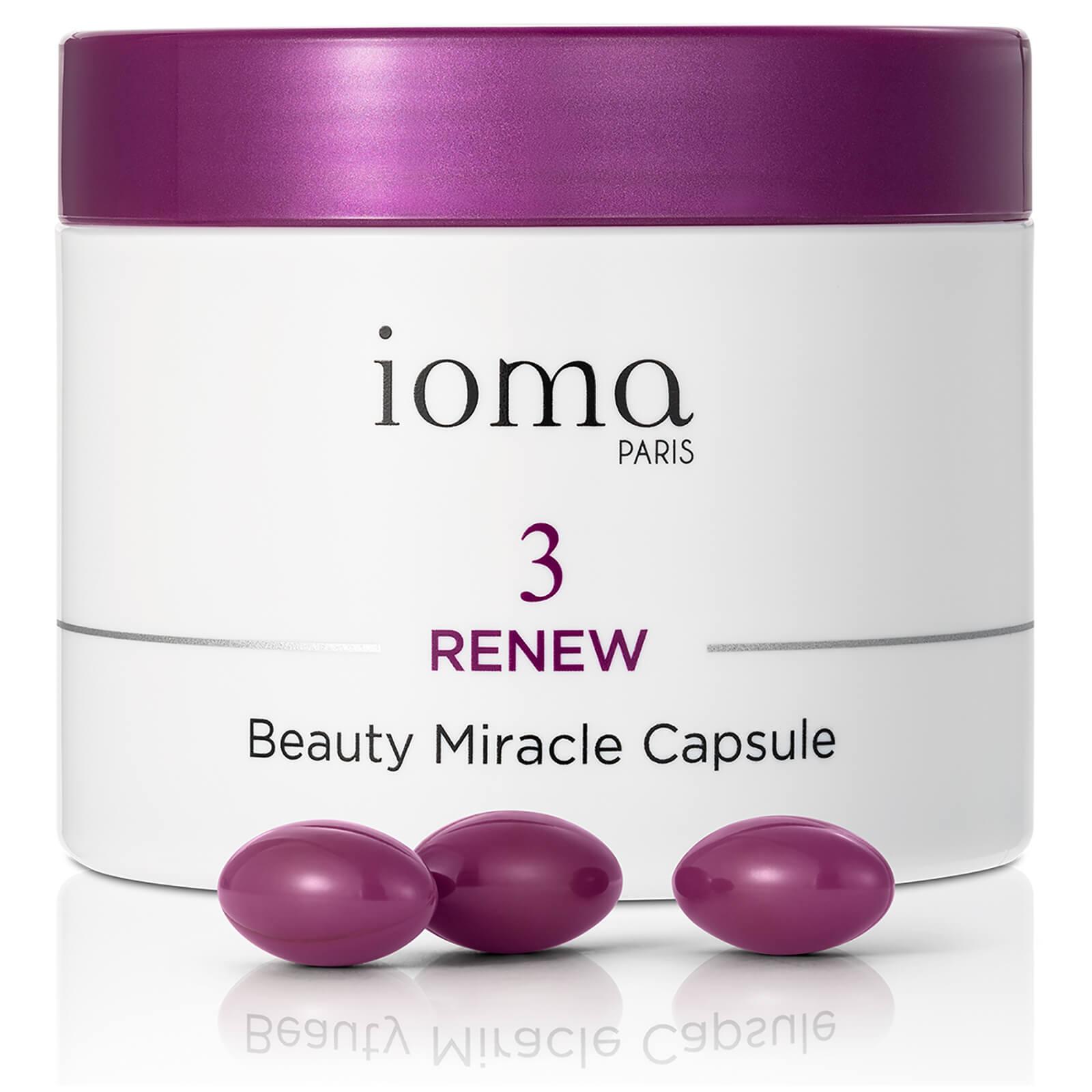 IOMA Beauty Miracle Capsule - integratore pelle, unghie e capelli in capsule molli