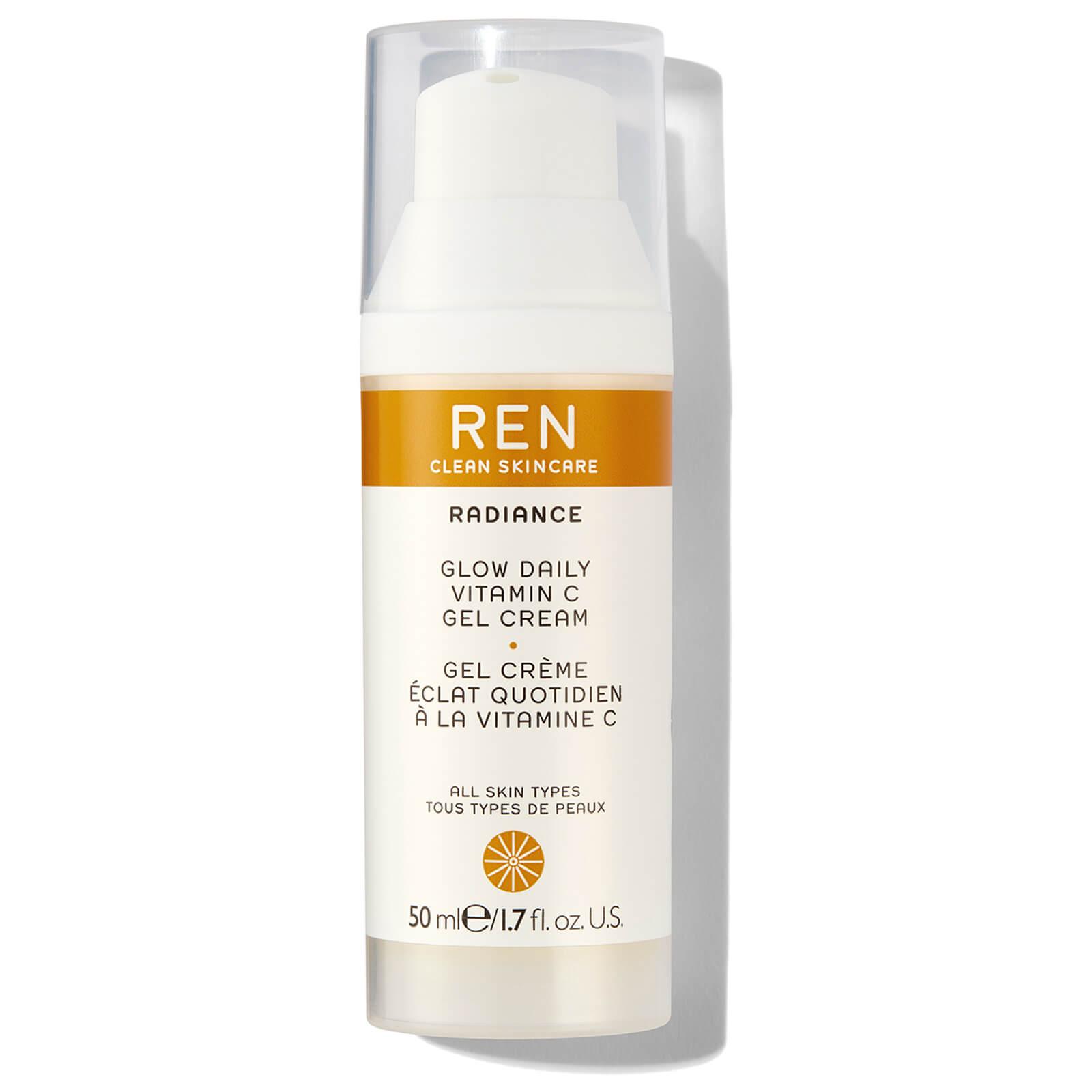 Купить Крем-гель с витамином С REN Glow Daily Vitamin C Gel Cream 50 мл