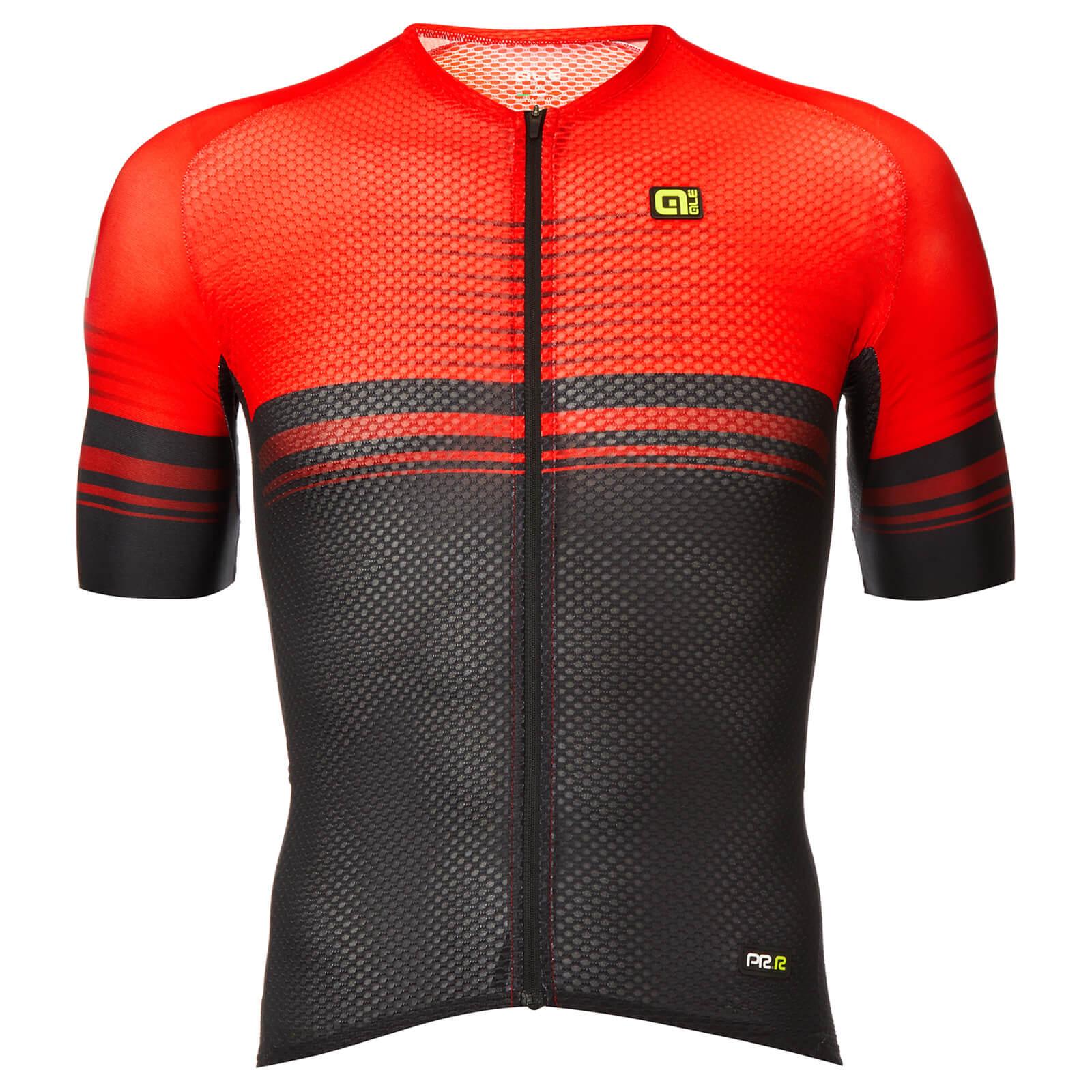 Alé Graphics PRR Slide Jersey - XL - Black/Red