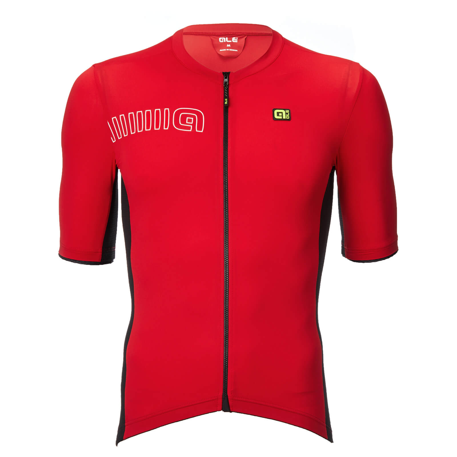 Alé Solid Block Jersey - L - Red