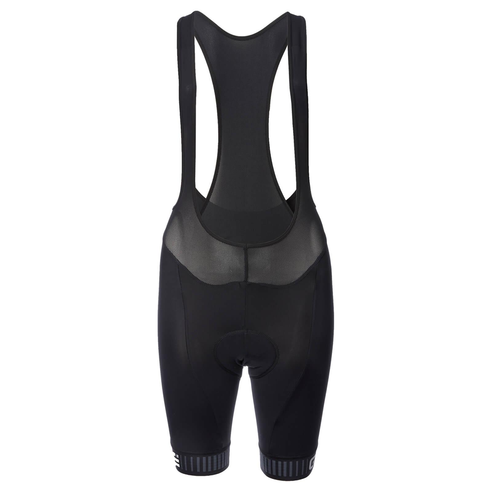 Alé Women's Solid Traguardo Bib Shorts - S - Black