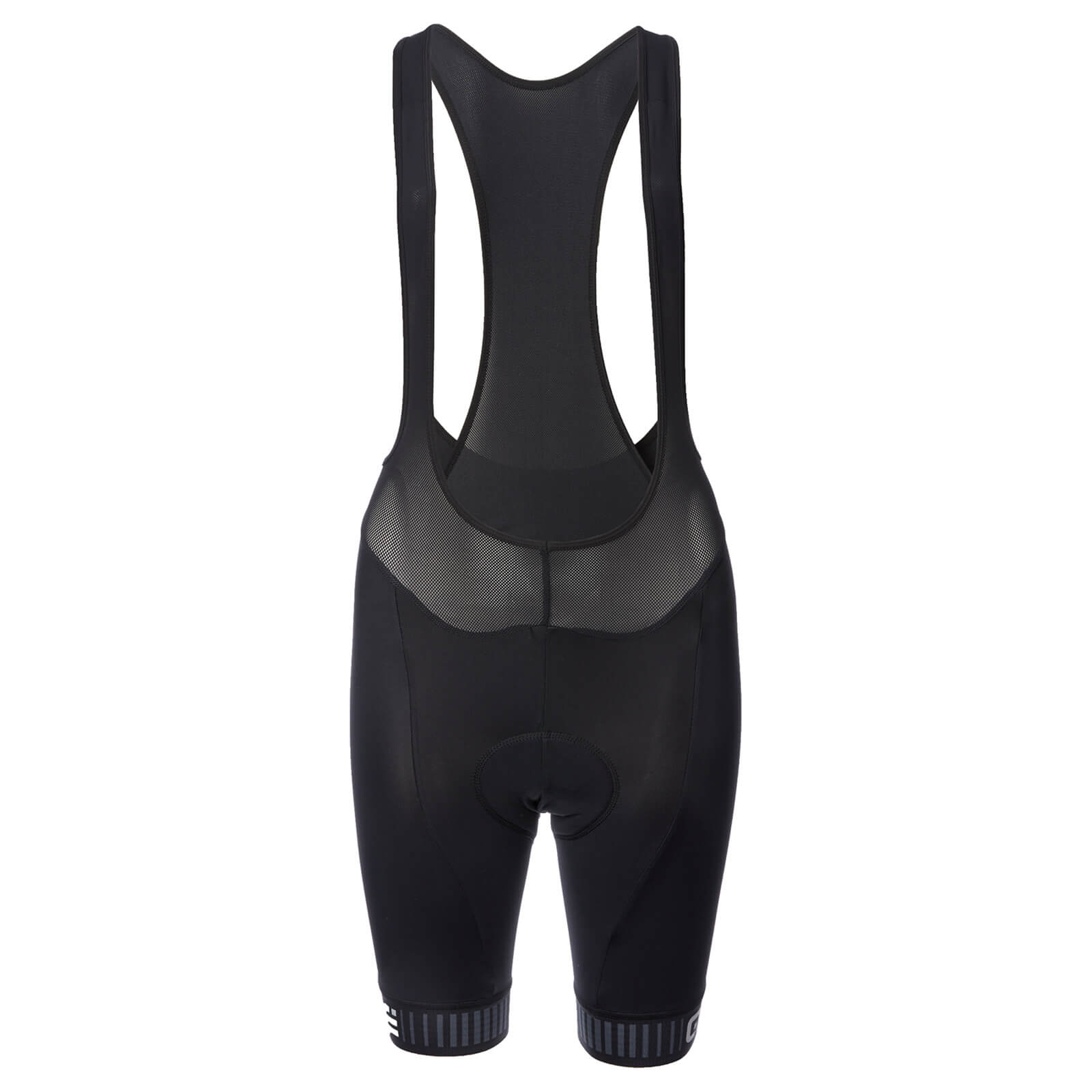 Alé Women's Solid Traguardo Bib Shorts - L - Black