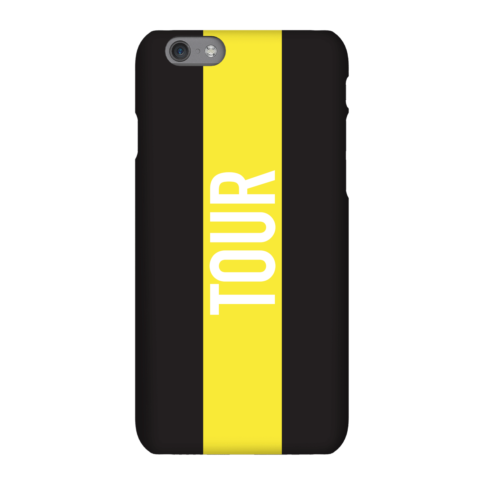 Tour Phone Case for iPhone and Android - Samsung S6 Edge - Snap Case - Gloss