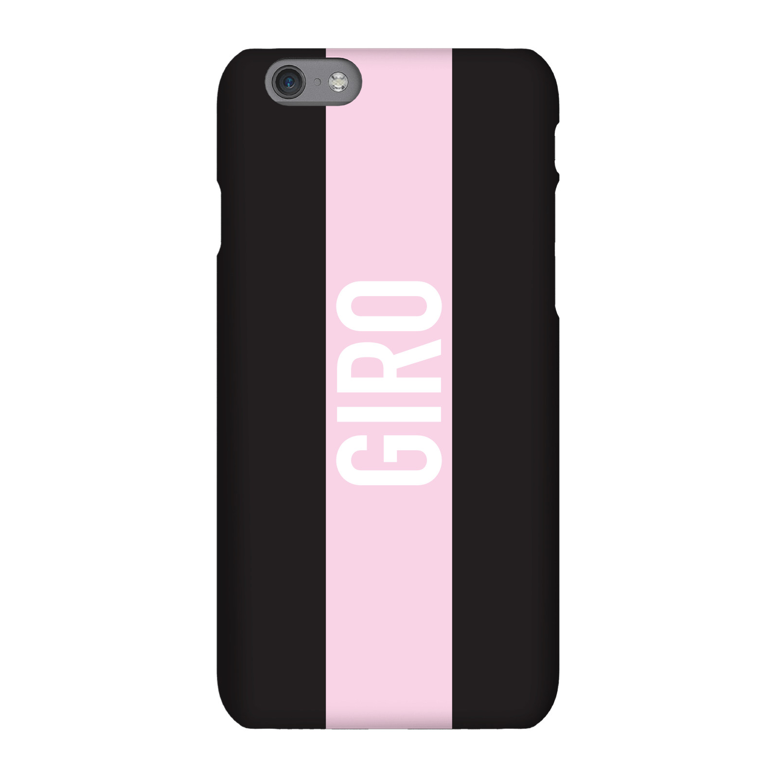 Giro Phone Case for iPhone and Android - iPhone 6S - Snap Hülle Matt